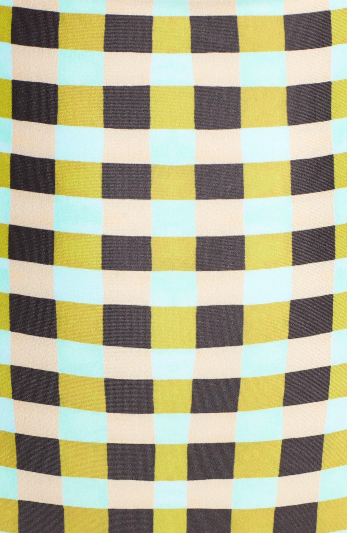 MARA HOFFMAN, One-Piece Swimsuit, Alternate thumbnail 5, color, 799