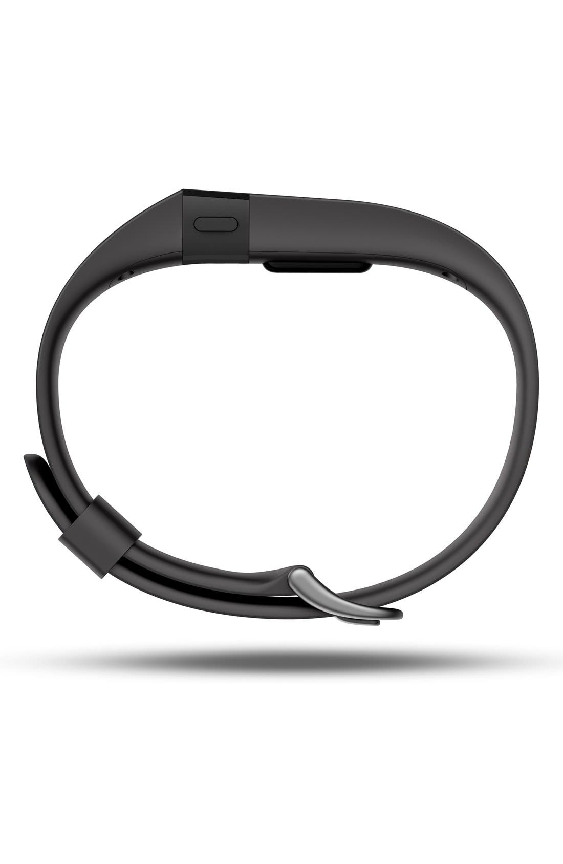 FITBIT, Charge HR Wireless Activity & Heart Rate Tracker, Alternate thumbnail 5, color, 001