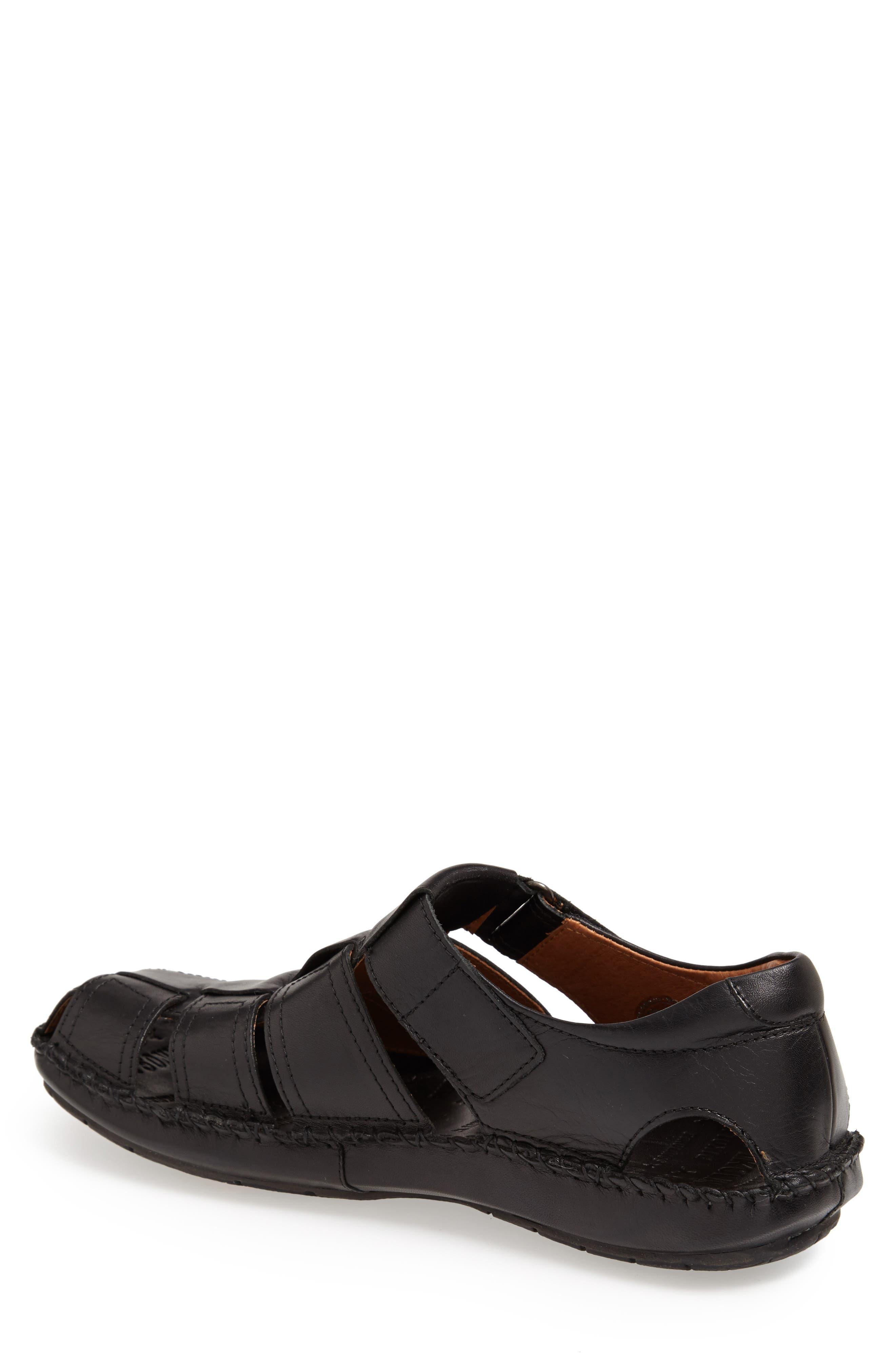 PIKOLINOS 'Tarifa' Sandal, Main, color, BLACK