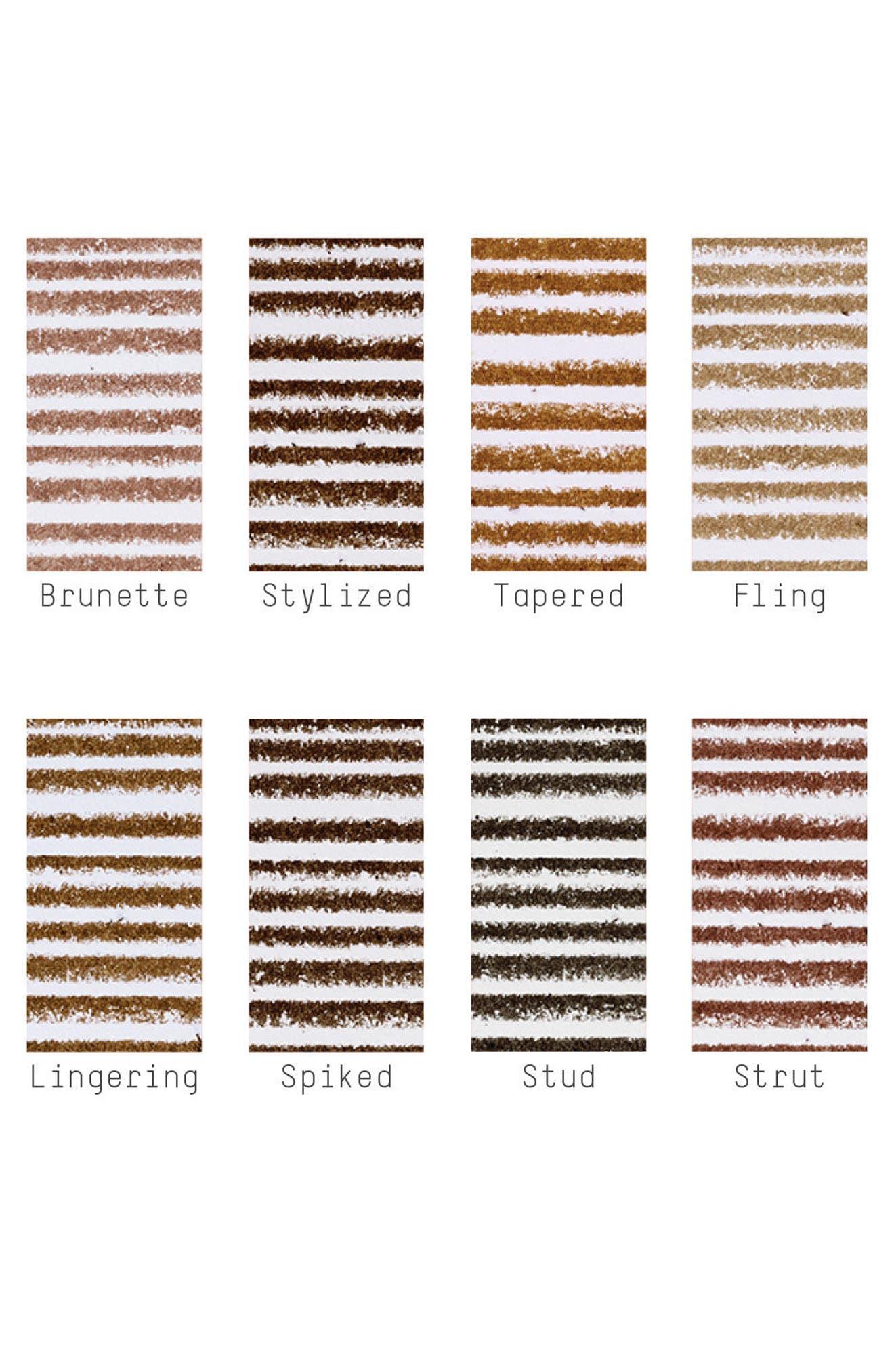 MAC COSMETICS, MAC Eyebrow Styler, Alternate thumbnail 7, color, FLING