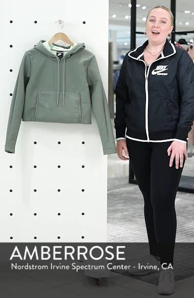 3c66fef05112 Nike Sportswear Tech Pack Women s Hoodie