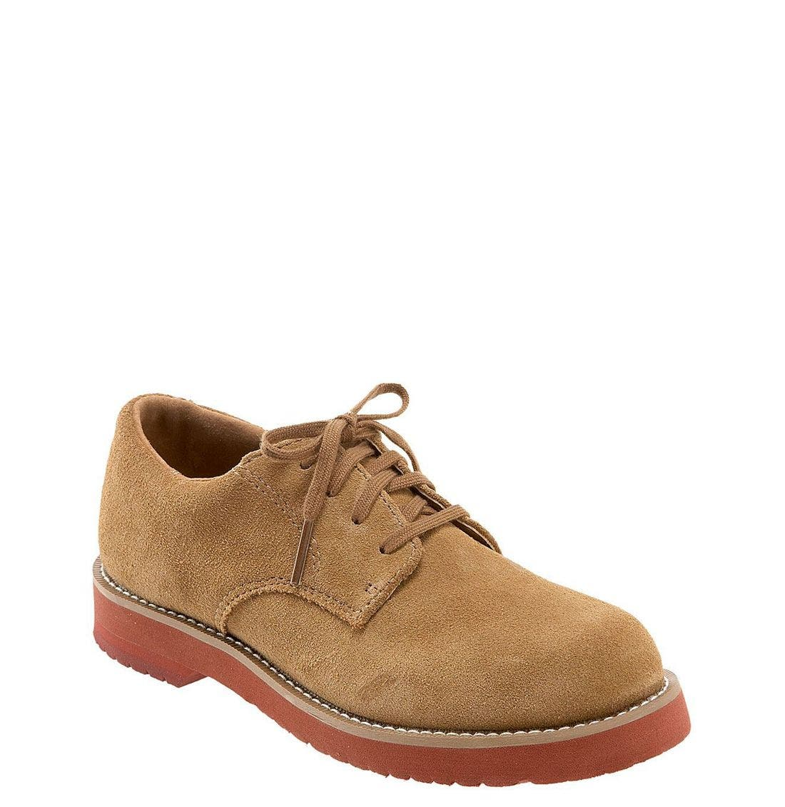 SPERRY KIDS, 'Tevin' Oxford, Main thumbnail 1, color, DIRTY BUCK