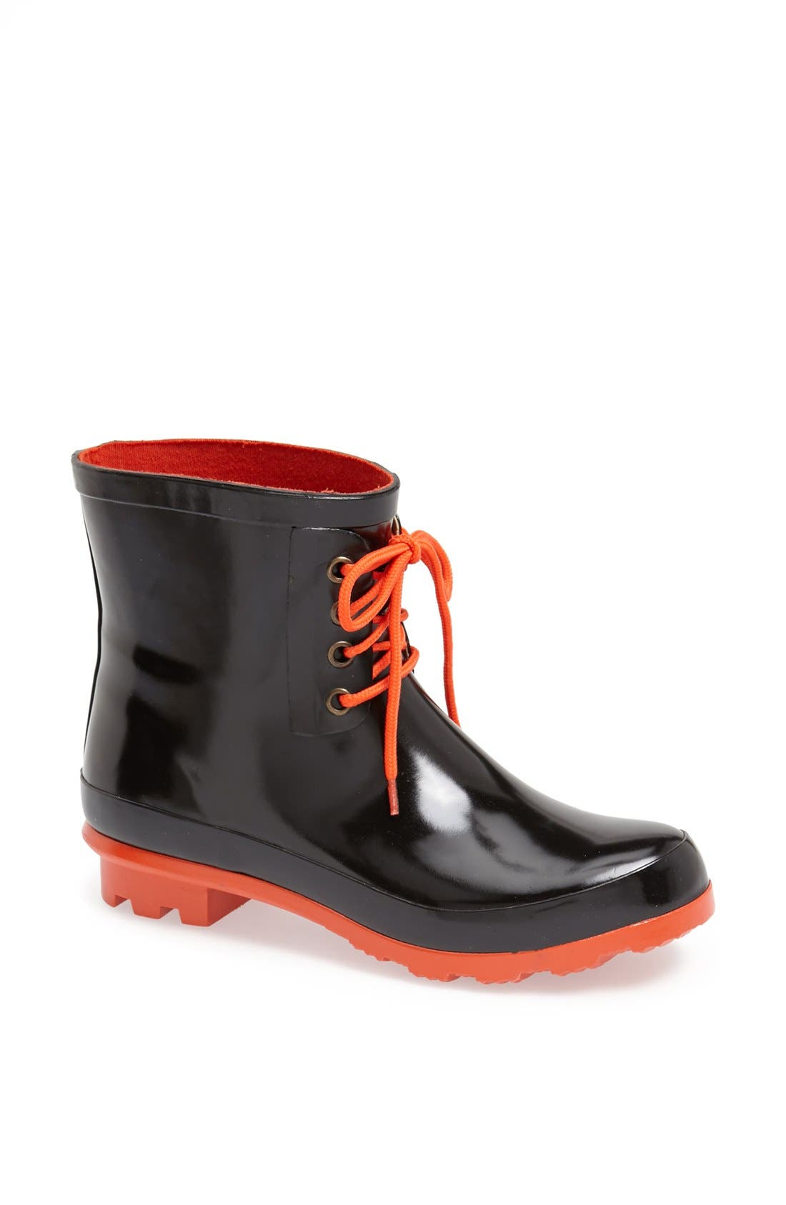 ELECTRIC KARMA Rain Boot, Main, color, 001