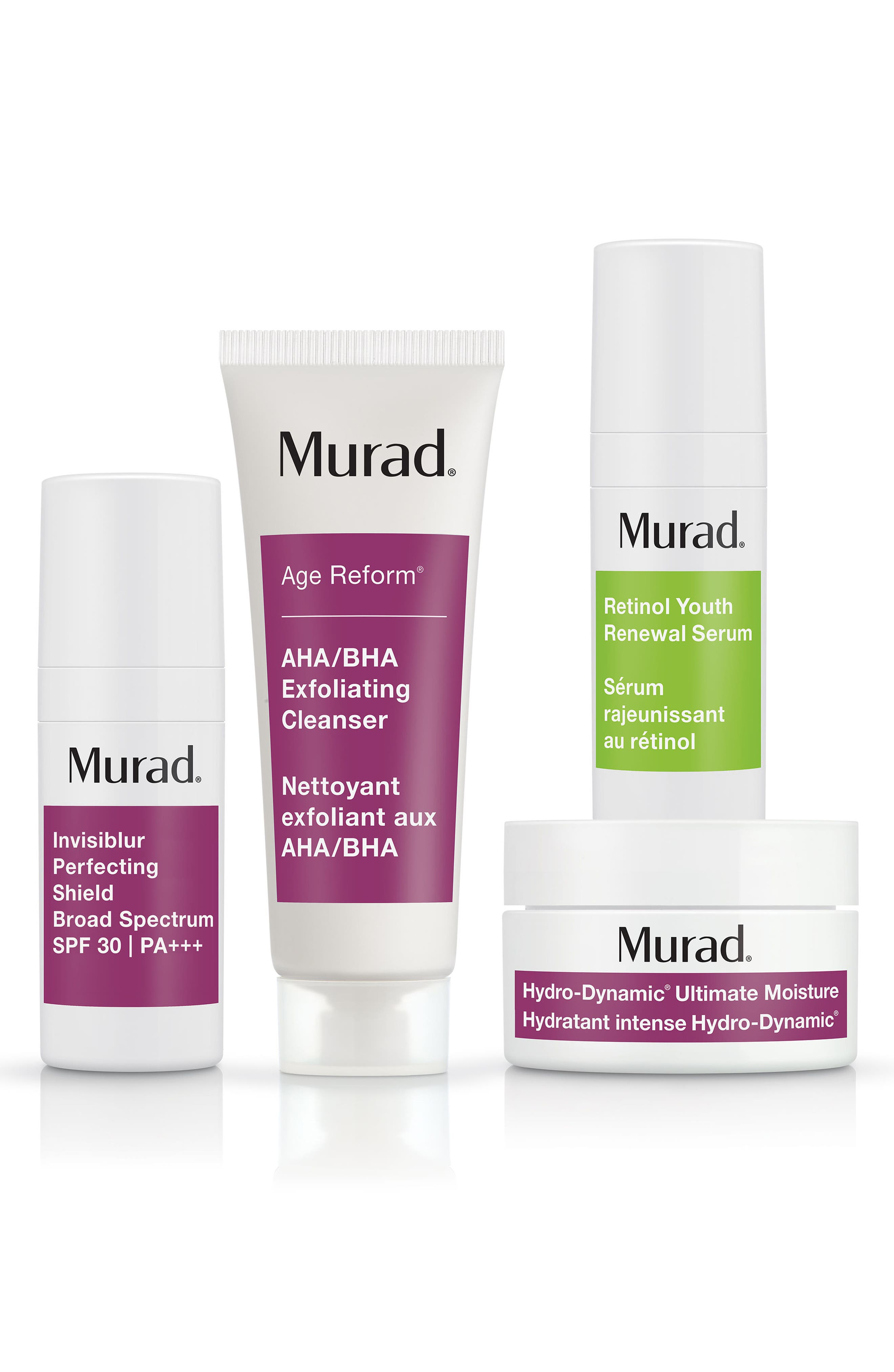 MURAD<SUP>®</SUP>, Dr.'s Picks for Radiant Skin Collection, Main thumbnail 1, color, 000