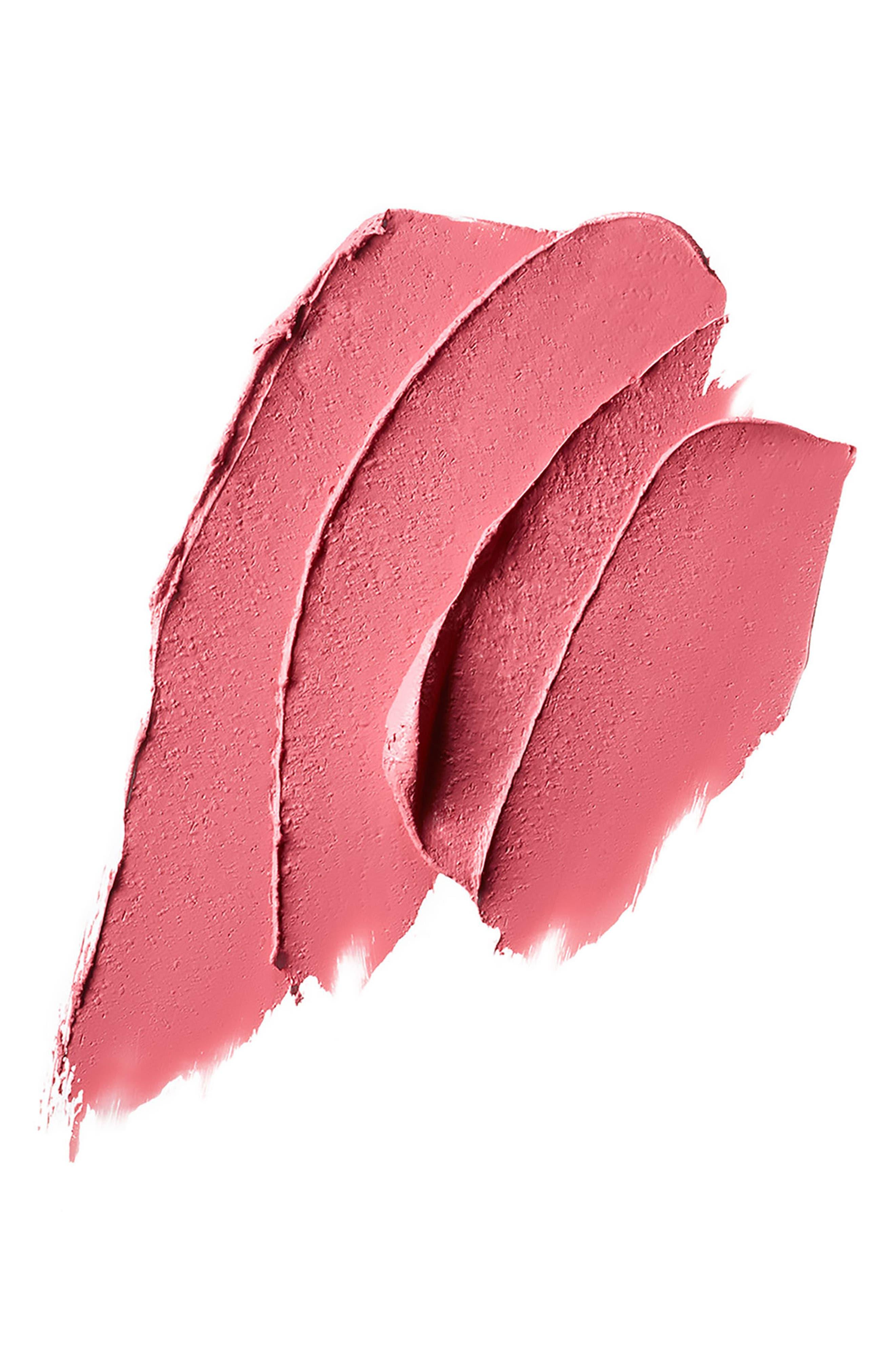 MAC COSMETICS, MAC Boom, Boom, Bloom Lipstick, Alternate thumbnail 4, color, HI-FRUCTEASE (M)