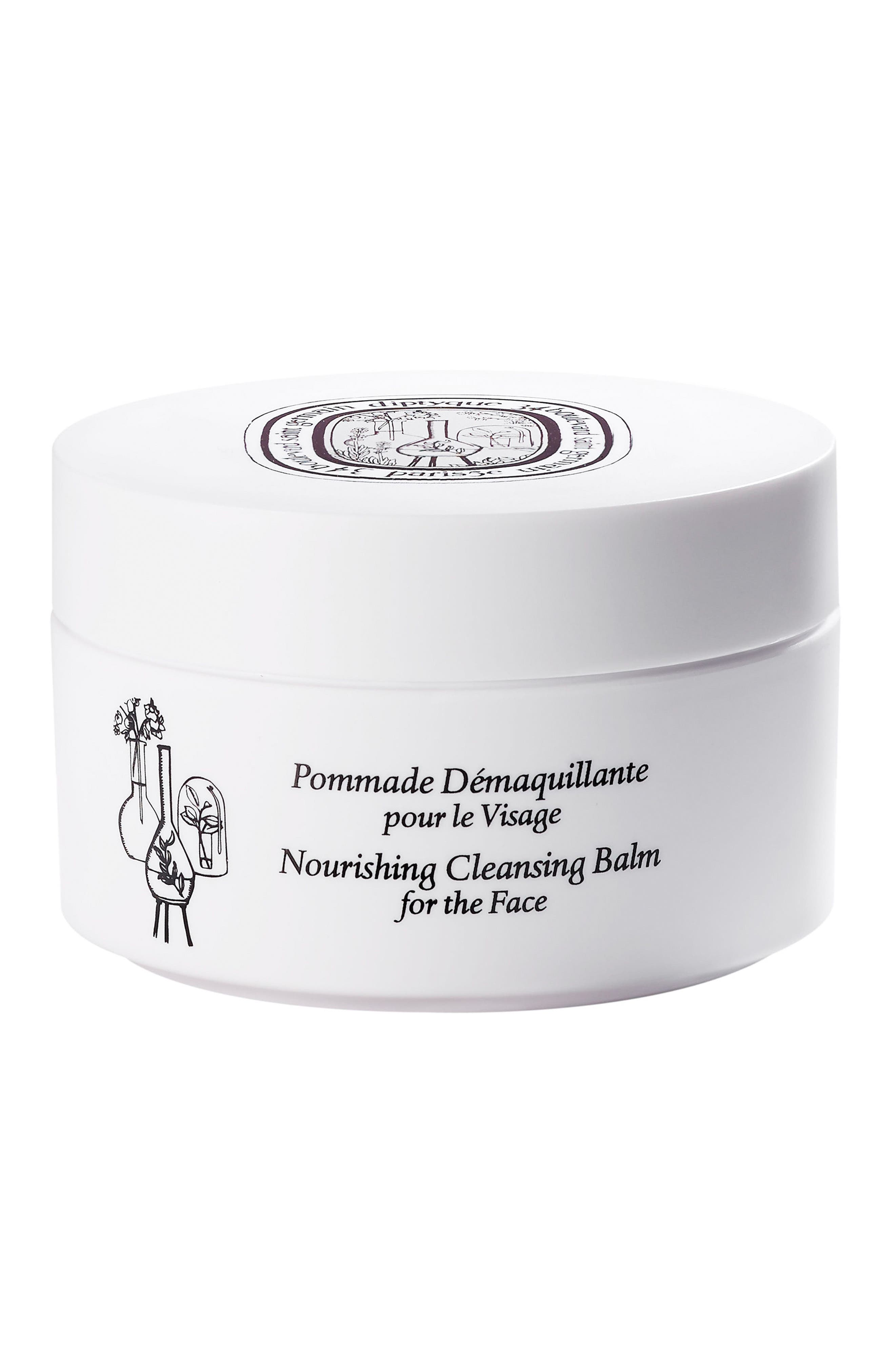 DIPTYQUE, Nourishing Cleansing Balm for the Face, Main thumbnail 1, color, NO COLOR