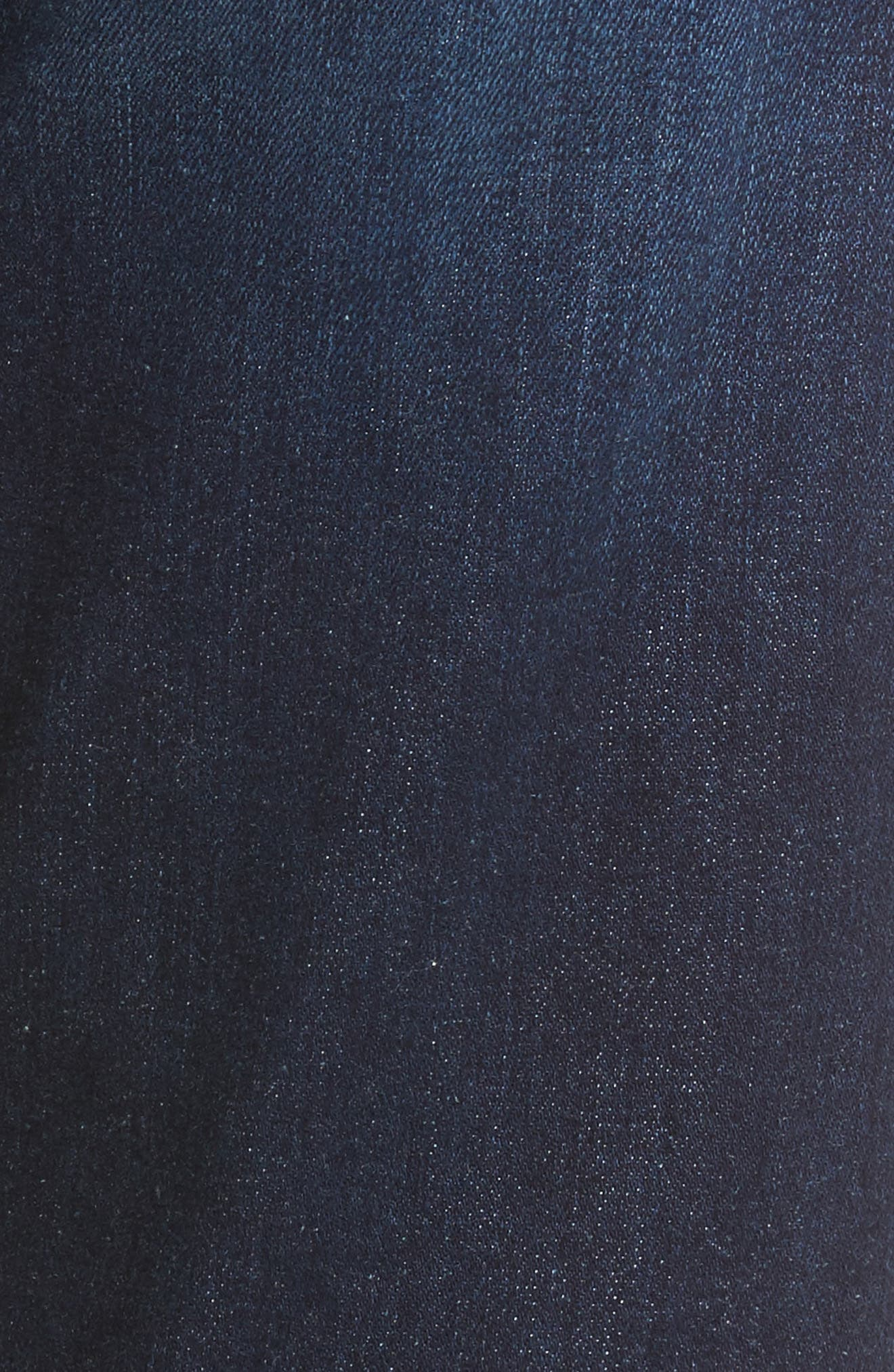7 FOR ALL MANKIND<SUP>®</SUP>, b(air) Tailorless Iconic Bootcut Jeans, Alternate thumbnail 6, color, MORENO