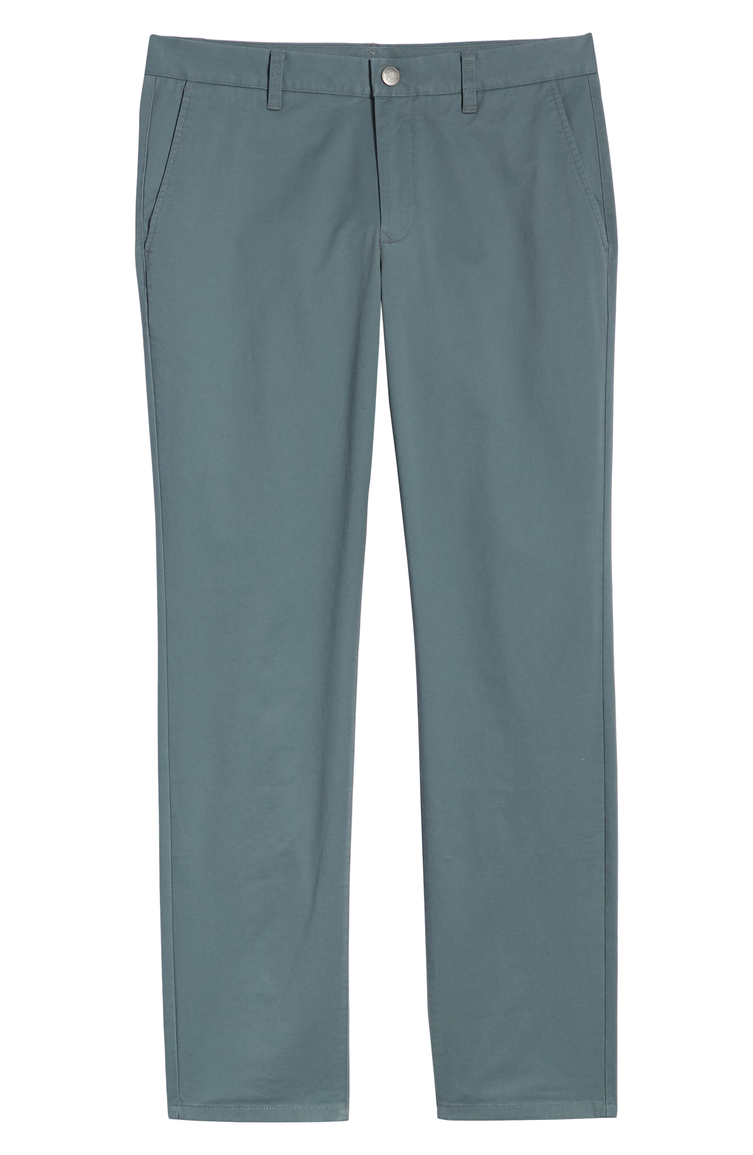 BONOBOS, Slim Fit Stretch Washed Chinos, Alternate thumbnail 7, color, NOPALES