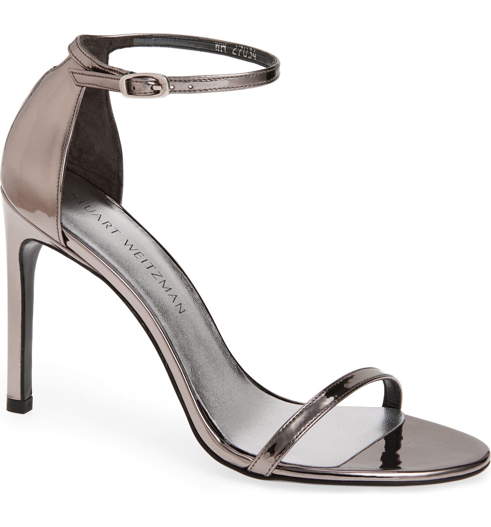 c6a8b6e0e6cc Stuart Weitzman Nudistsong Ankle Strap Sandal (Women)