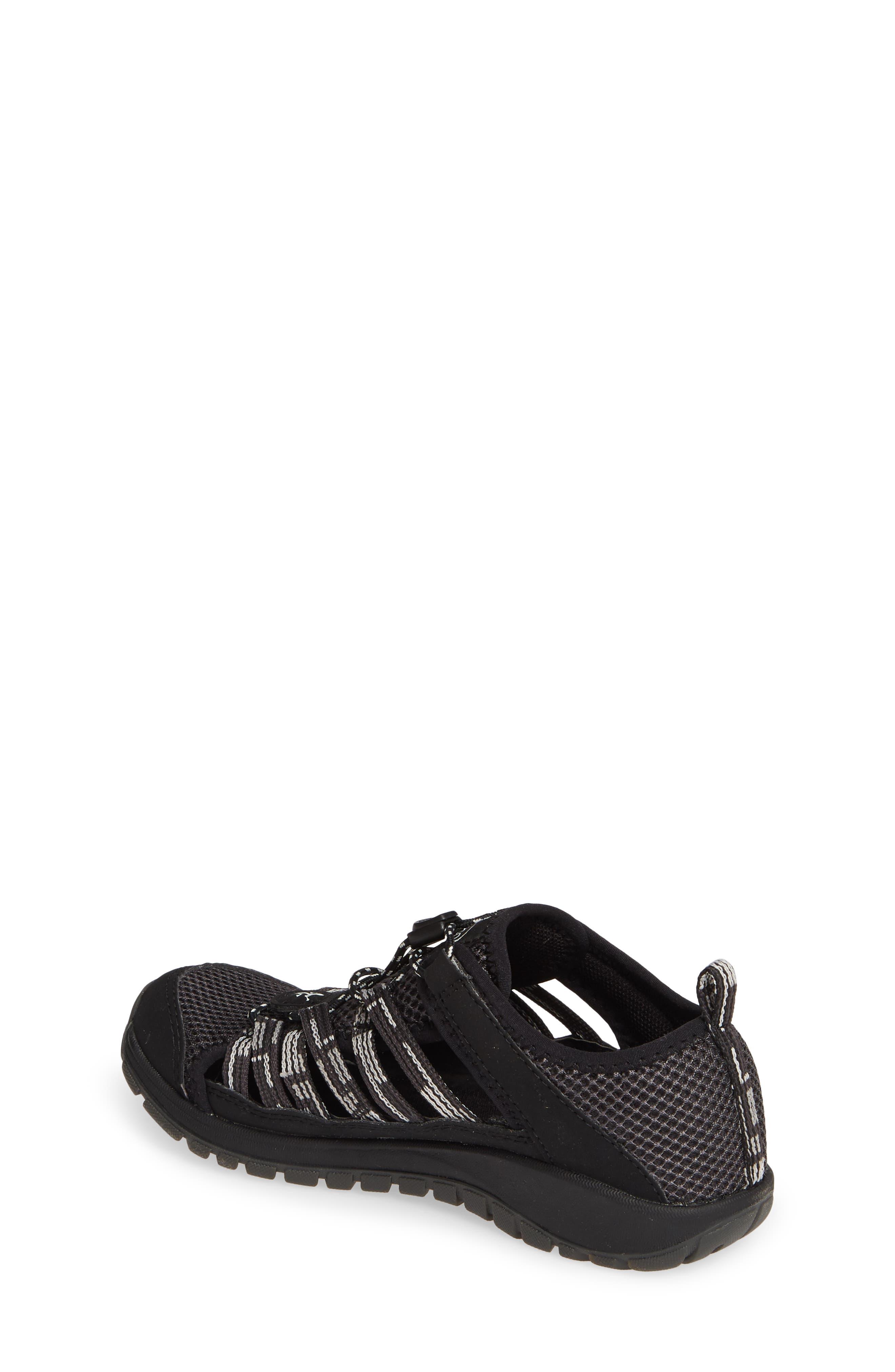 CHACO, Outcross 2 Water Sneaker, Alternate thumbnail 2, color, PAVEMENT BLACK