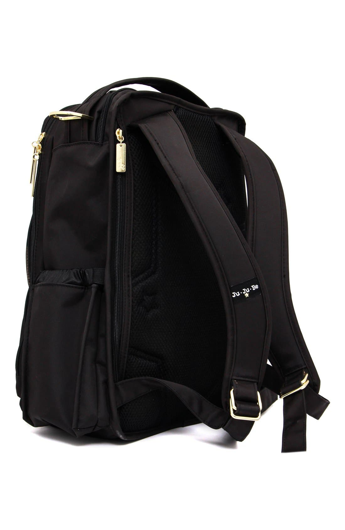 JU-JU-BE, 'Legacy - Be Right Back' Diaper Backpack, Alternate thumbnail 3, color, THE MONARCH