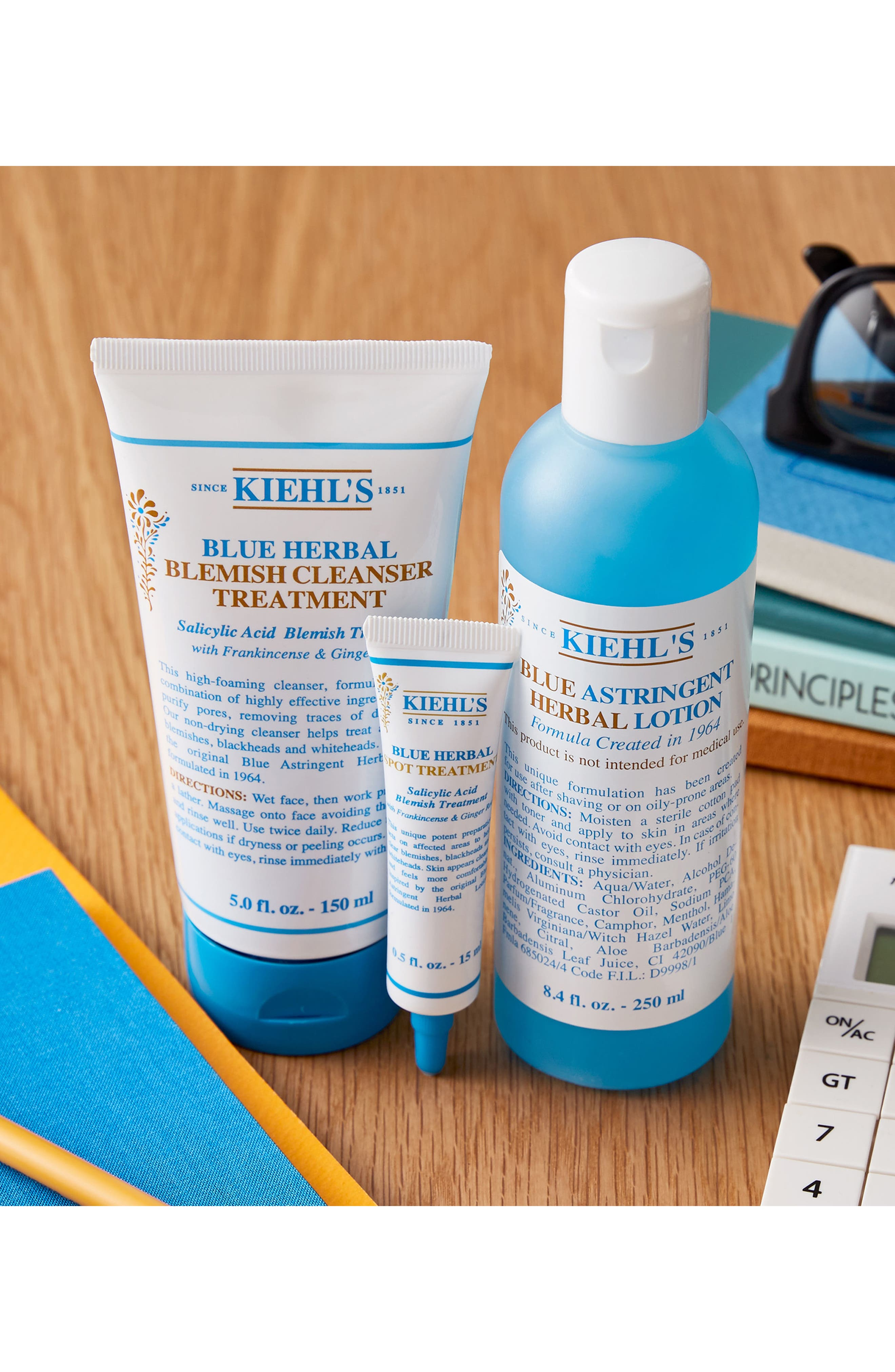 KIEHL'S SINCE 1851, Blue Astringent Herbal Lotion<sup>®</sup>, Alternate thumbnail 6, color, NO COLOR