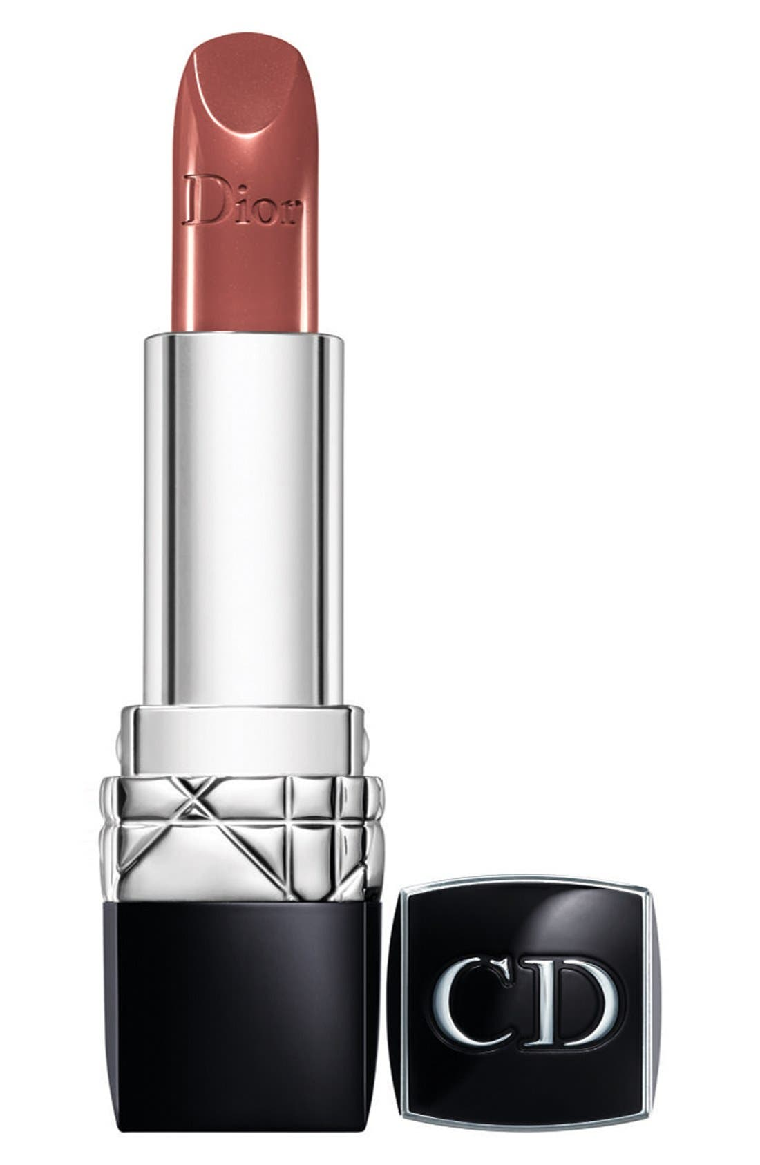 DIOR, 'Rouge Dior' Lipstick, Main thumbnail 1, color, 200