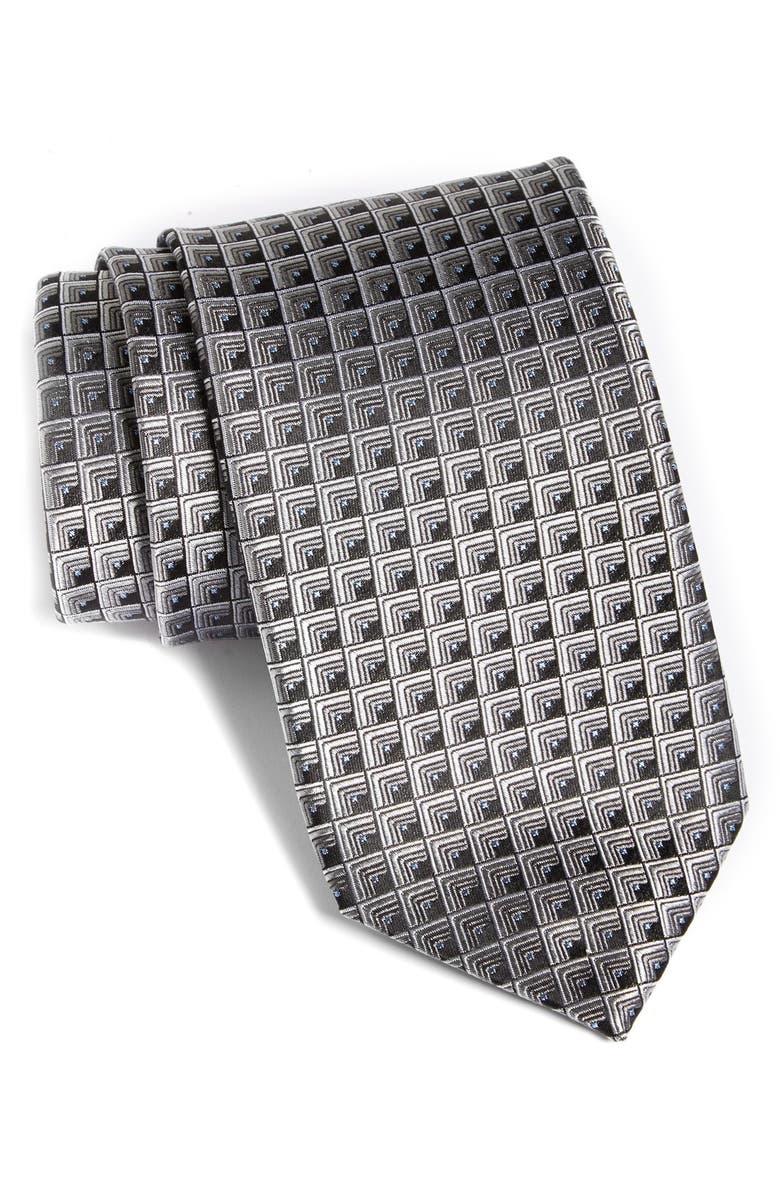 d1f22f1e98d1 J.Z. RICHARDS JZ Richards Woven Silk Tie, Main, color, 040