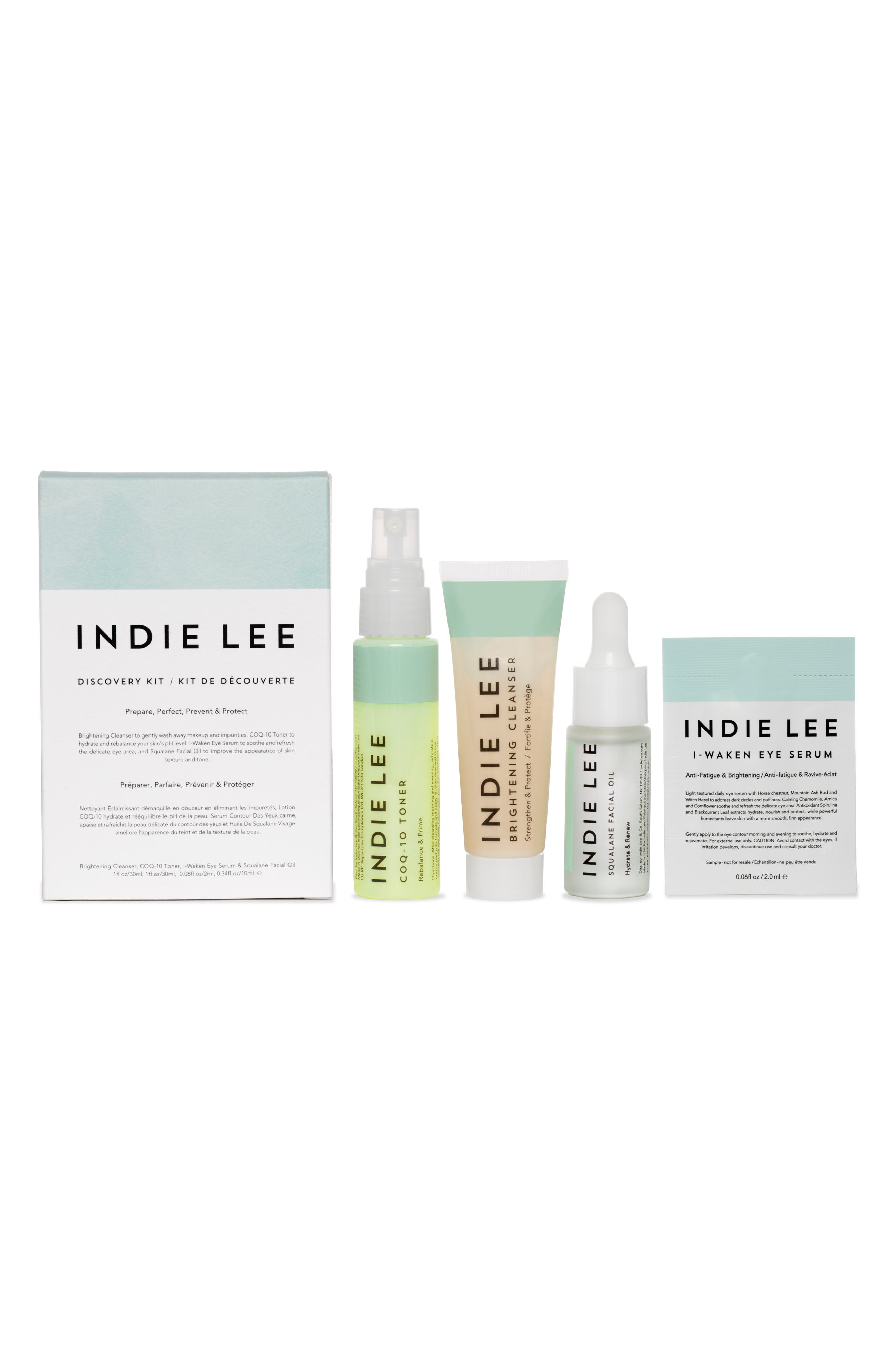 INDIE LEE Discovery Kit, Main, color, NO COLOR