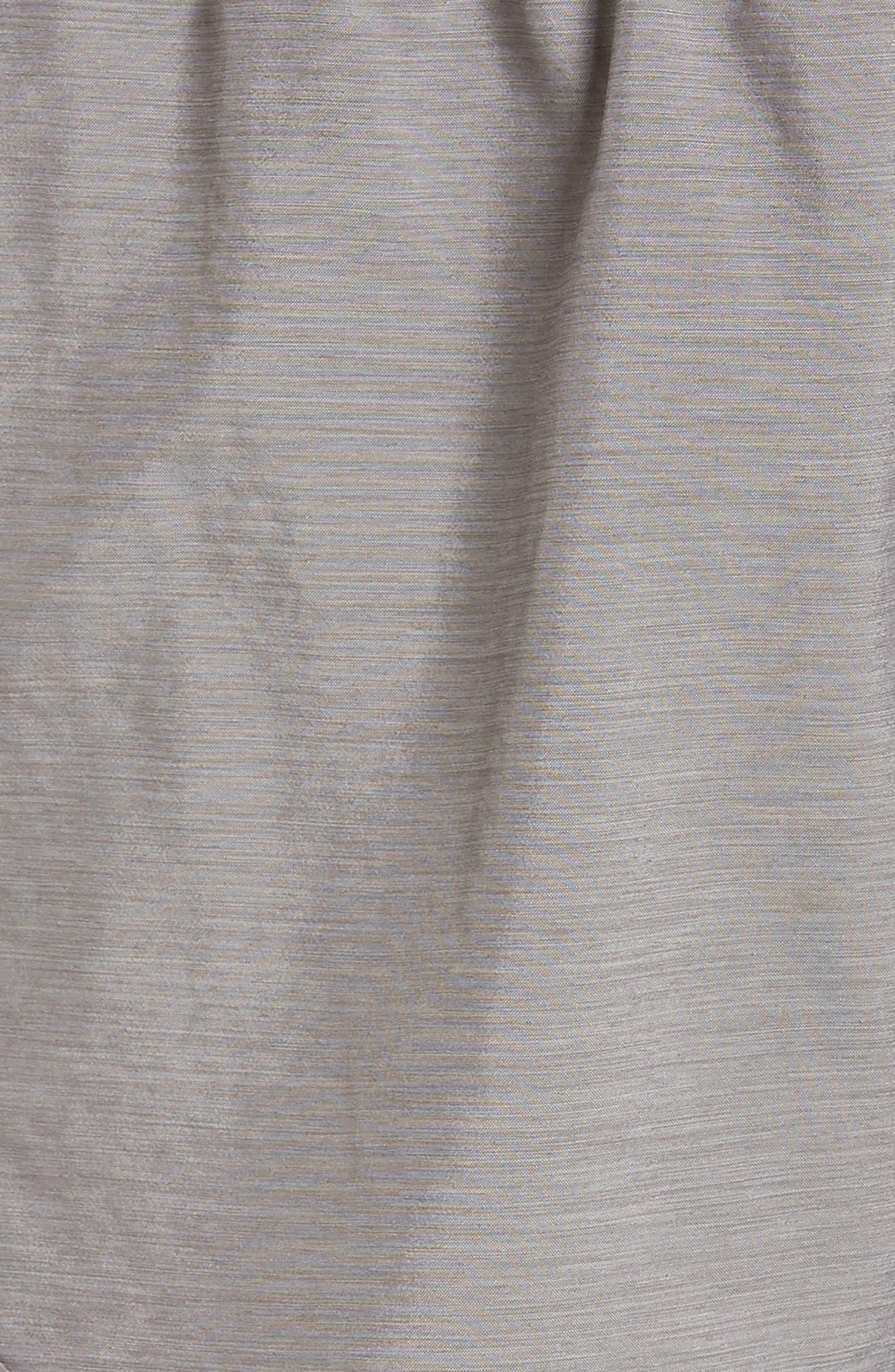 NIKE, Dry Tempo Running Shorts, Alternate thumbnail 6, color, GUNSMOKE/ WOLF GREY