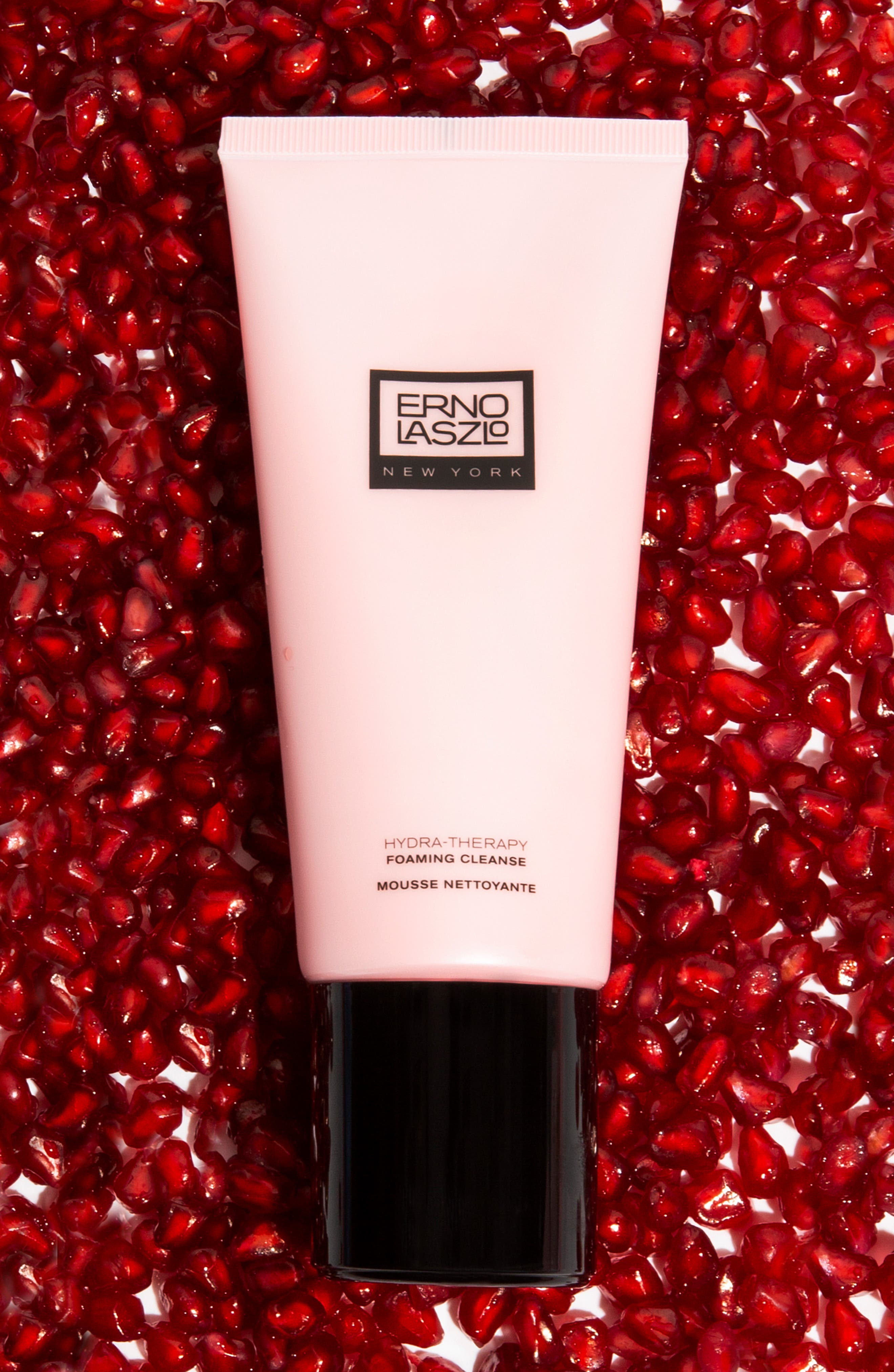 ERNO LASZLO, Hydra Therapy Foaming Cleanse, Alternate thumbnail 5, color, NO COLOR