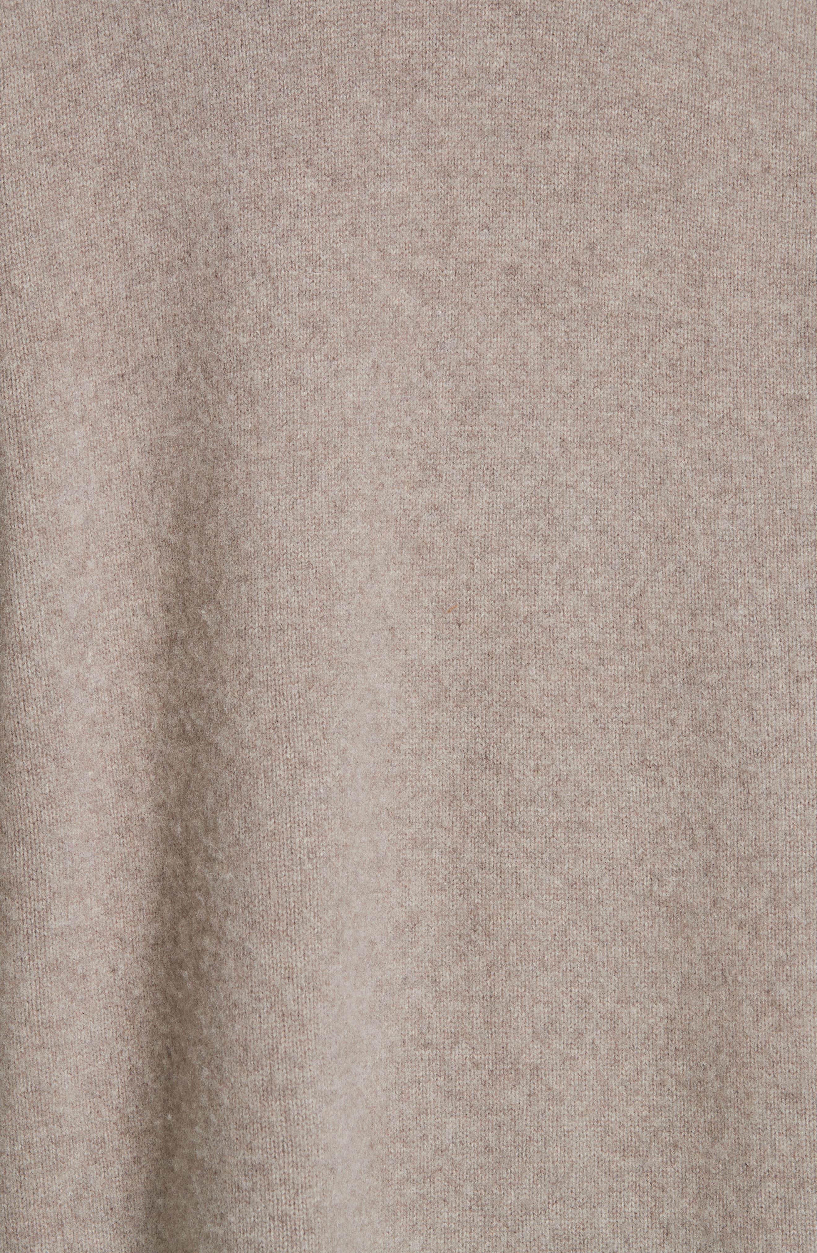 VINCE, Patch Pocket Cashmere Cardigan, Alternate thumbnail 5, color, 201