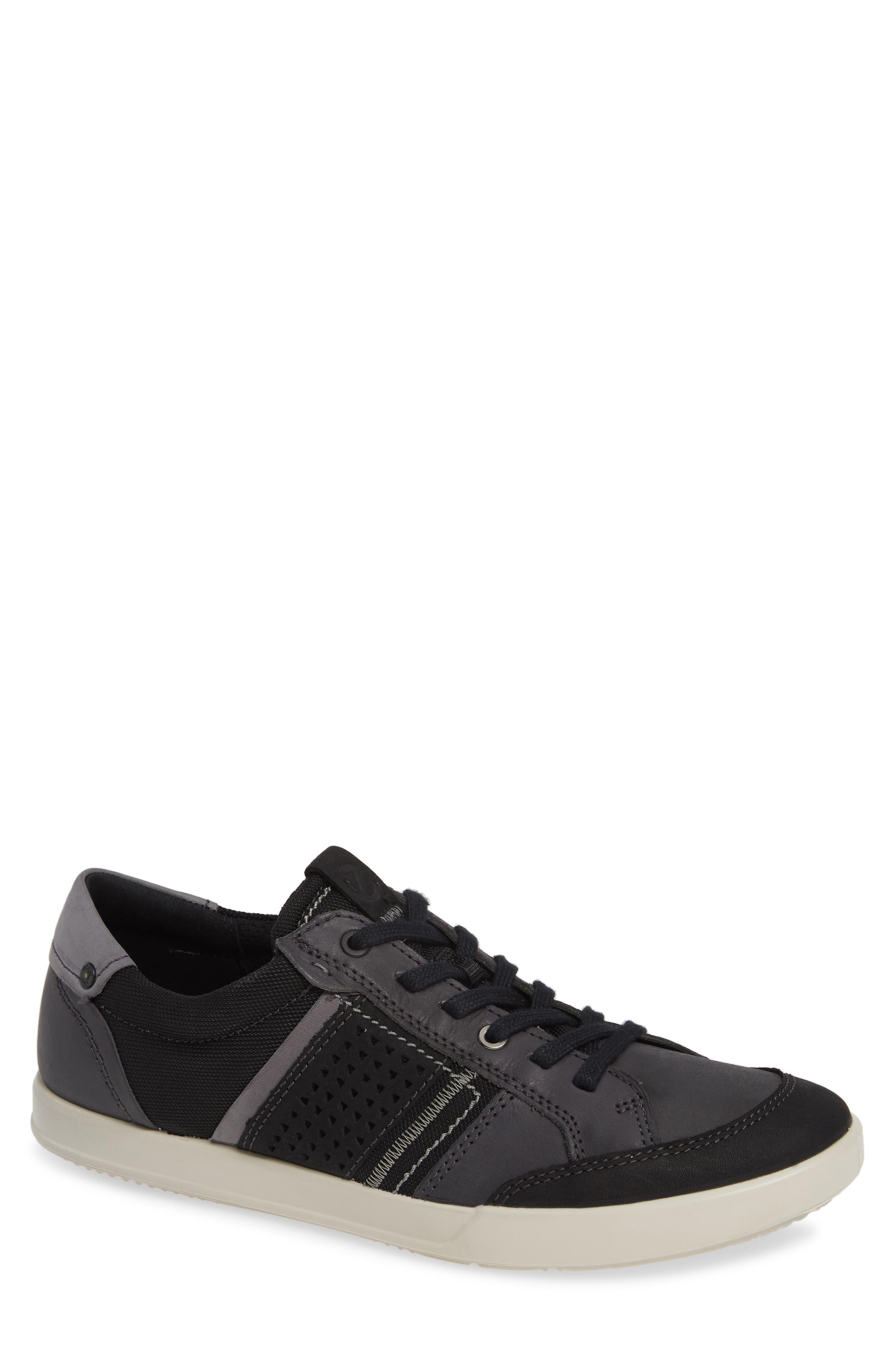 Ecco Collin 2.0 Sneaker - Black