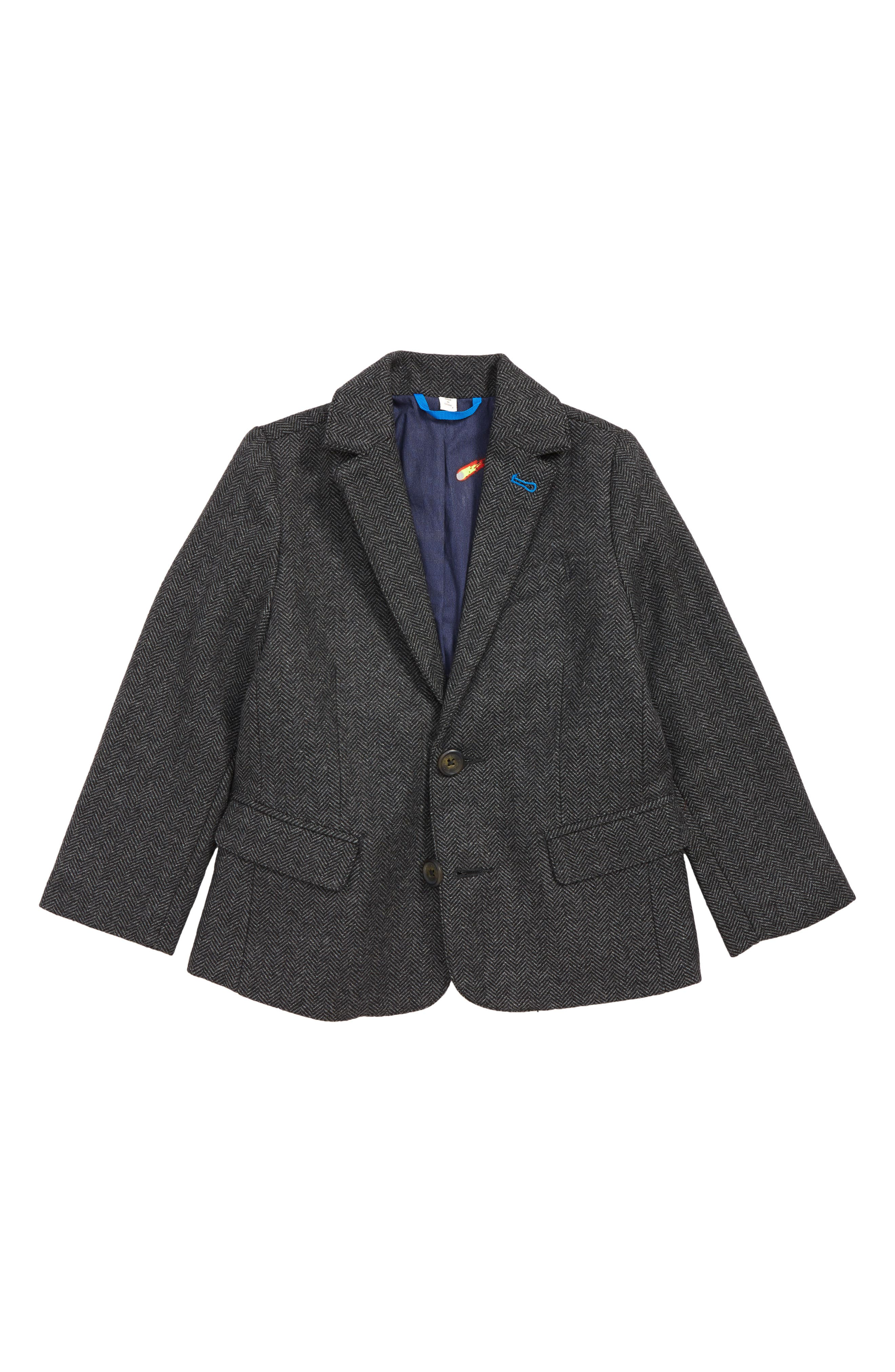 MINI BODEN, Party Blazer, Main thumbnail 1, color, 024