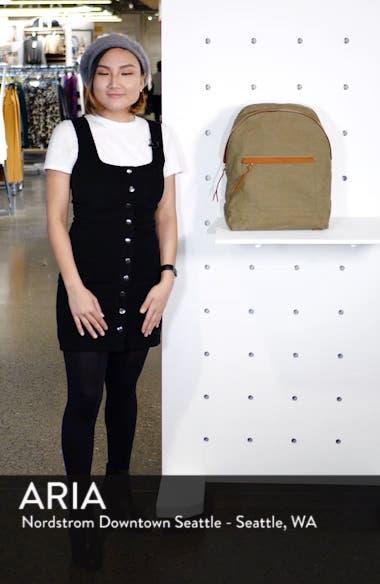 The Charleston Backpack, sales video thumbnail