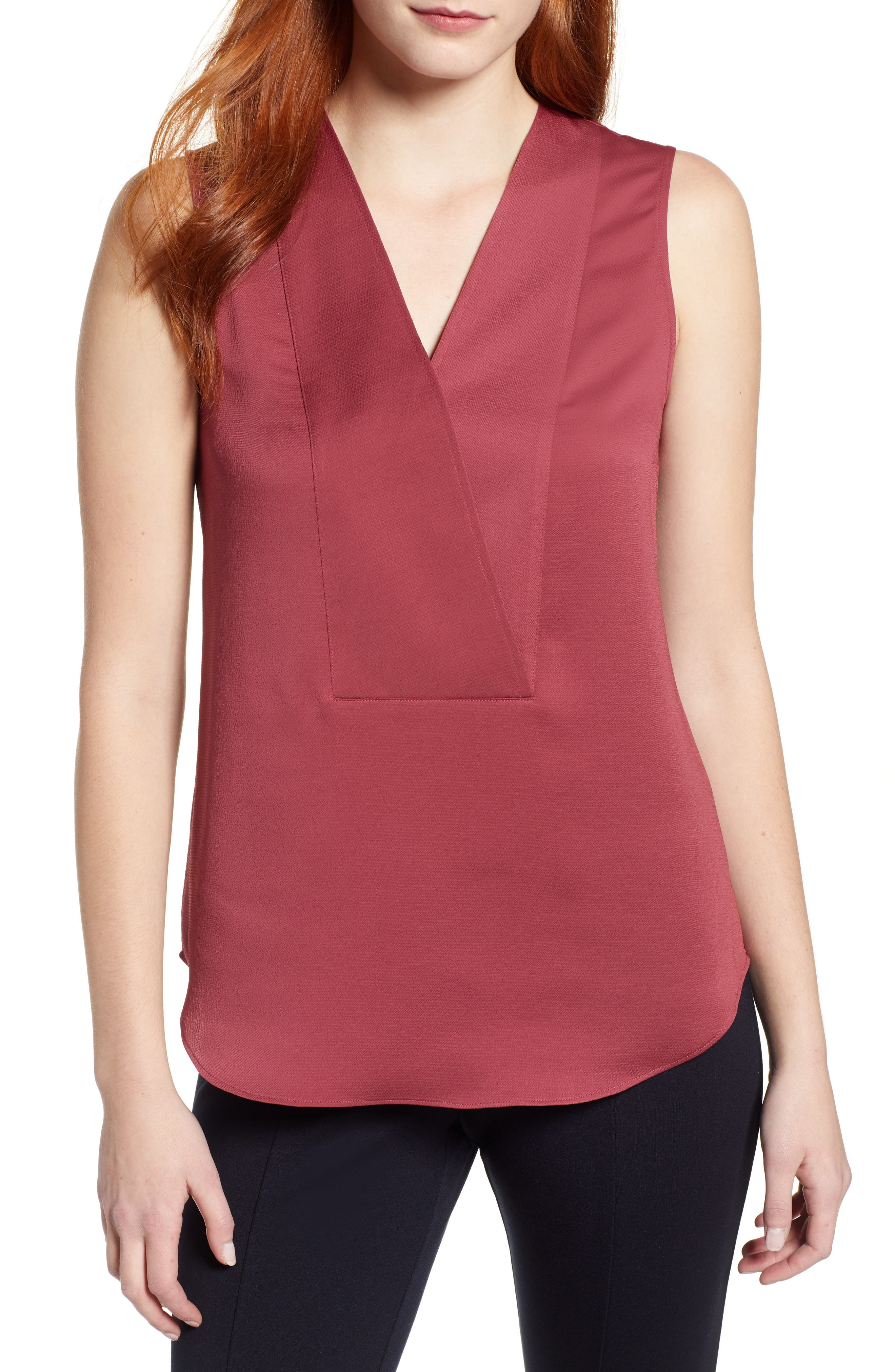 NIC+ZOE Take the Plunge Tank Top, Main, color, 601