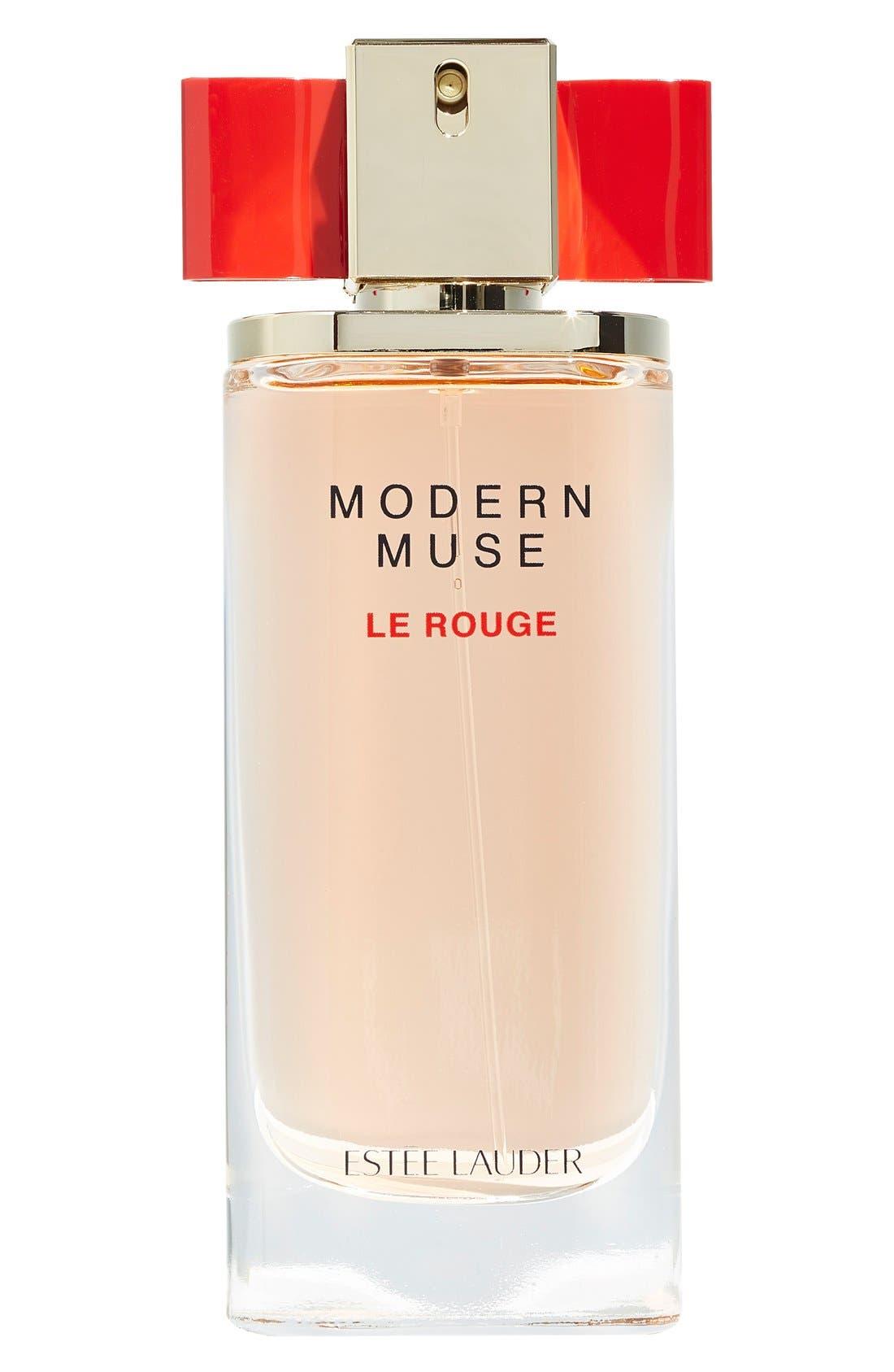 ESTÉE LAUDER, Modern Muse Le Rouge Eau de Parfum Spray, Main thumbnail 1, color, NO COLOR