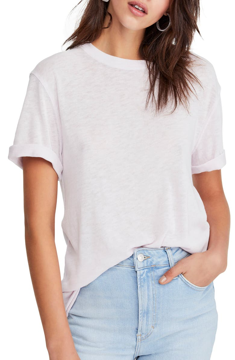 Free People Tops CASSIDY TEE