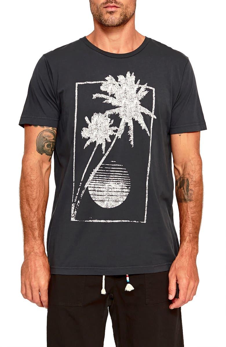 Sol Angeles T-shirts SHADE T-SHIRT
