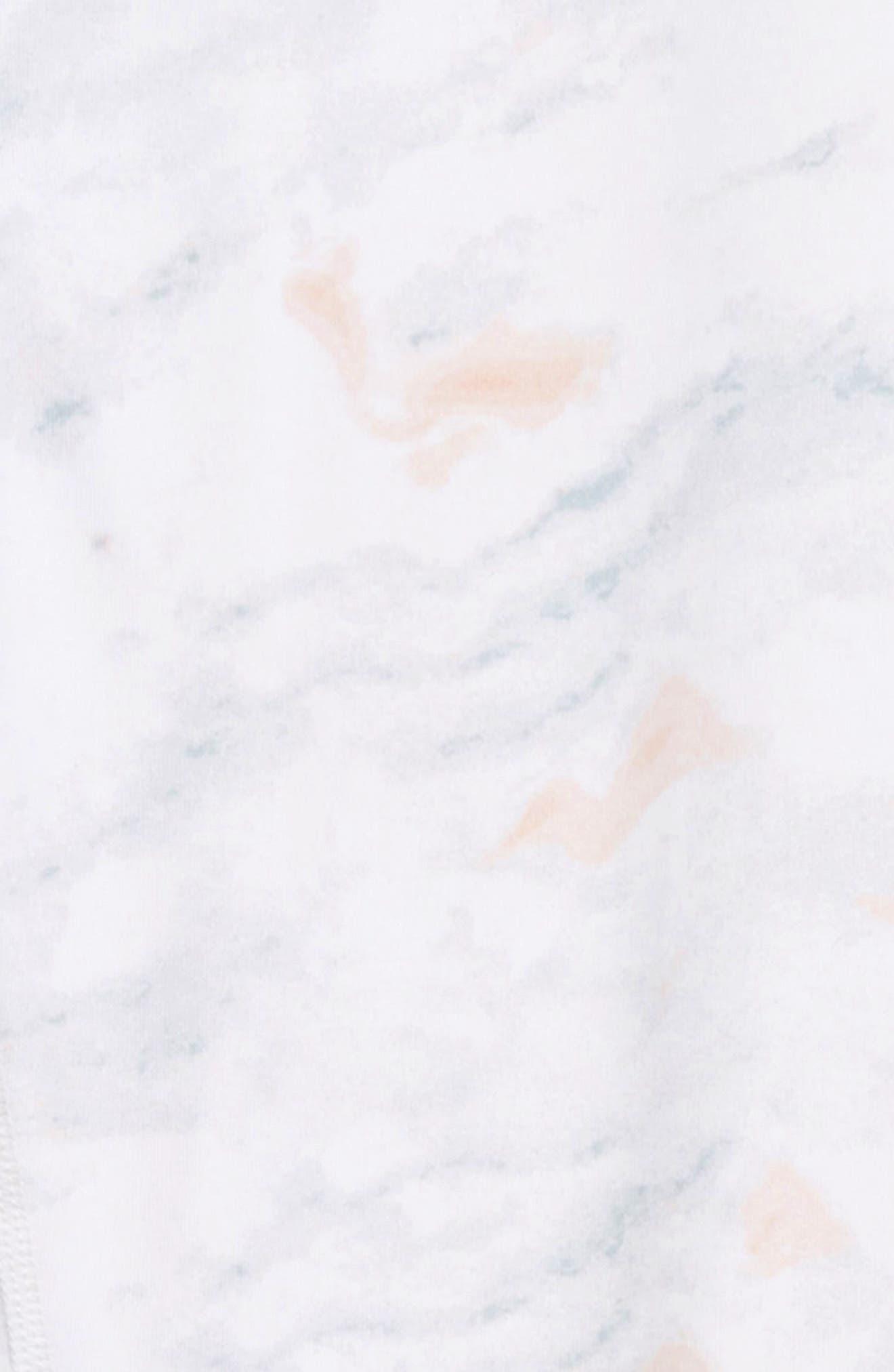 ZELLA GIRL, High Waist Print Leggings, Alternate thumbnail 2, color, 100