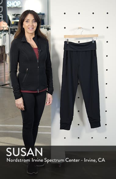 Urban Fold Down Waist Ankle Pants, sales video thumbnail