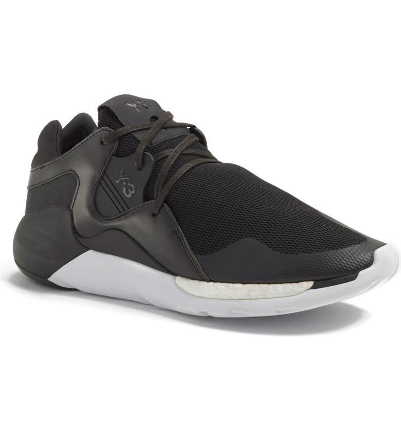4ecd951c3 Y-3  QR Run  High Top Sneaker (Men)