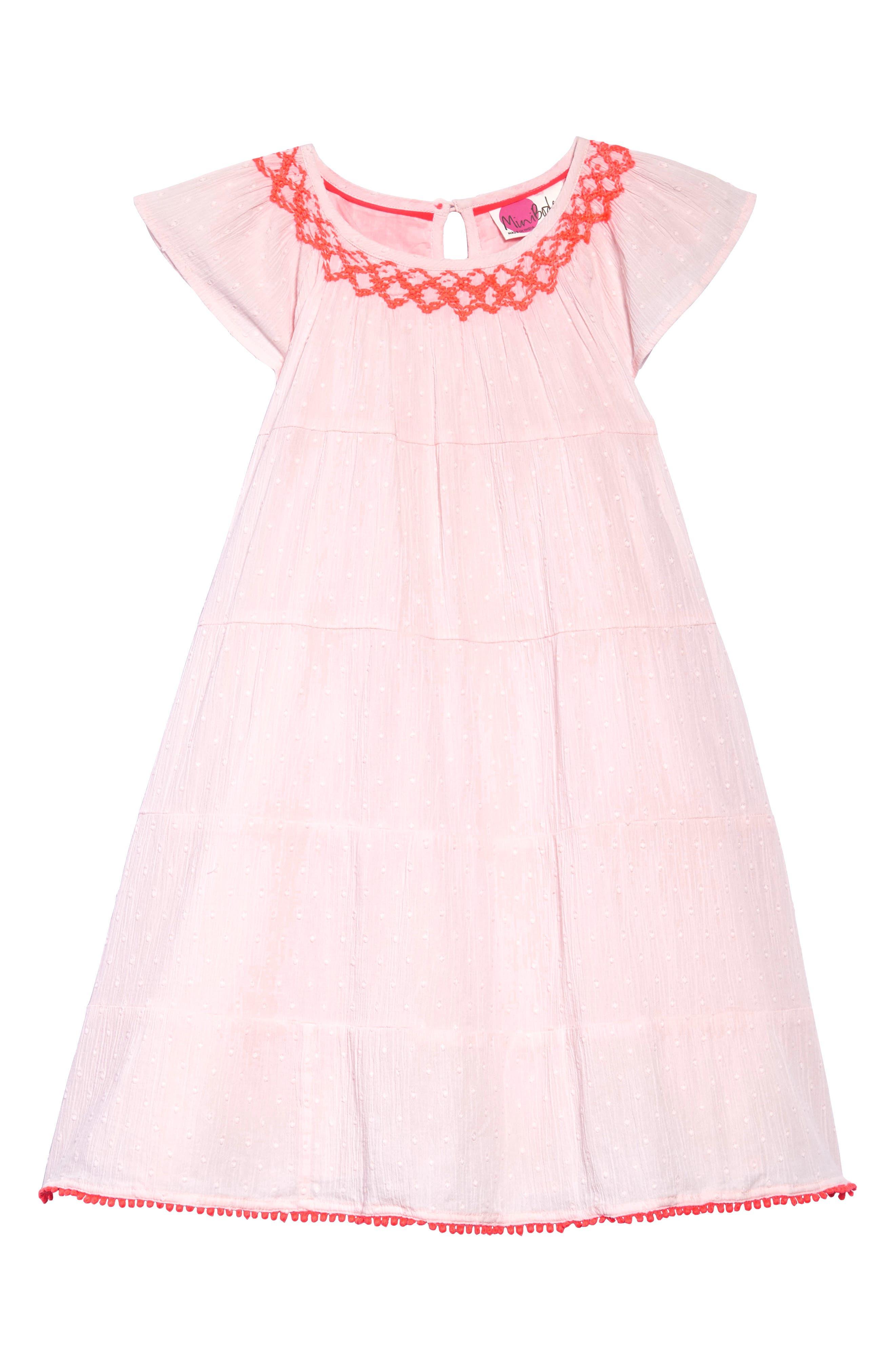 MINI BODEN Twirly Dress, Main, color, 684