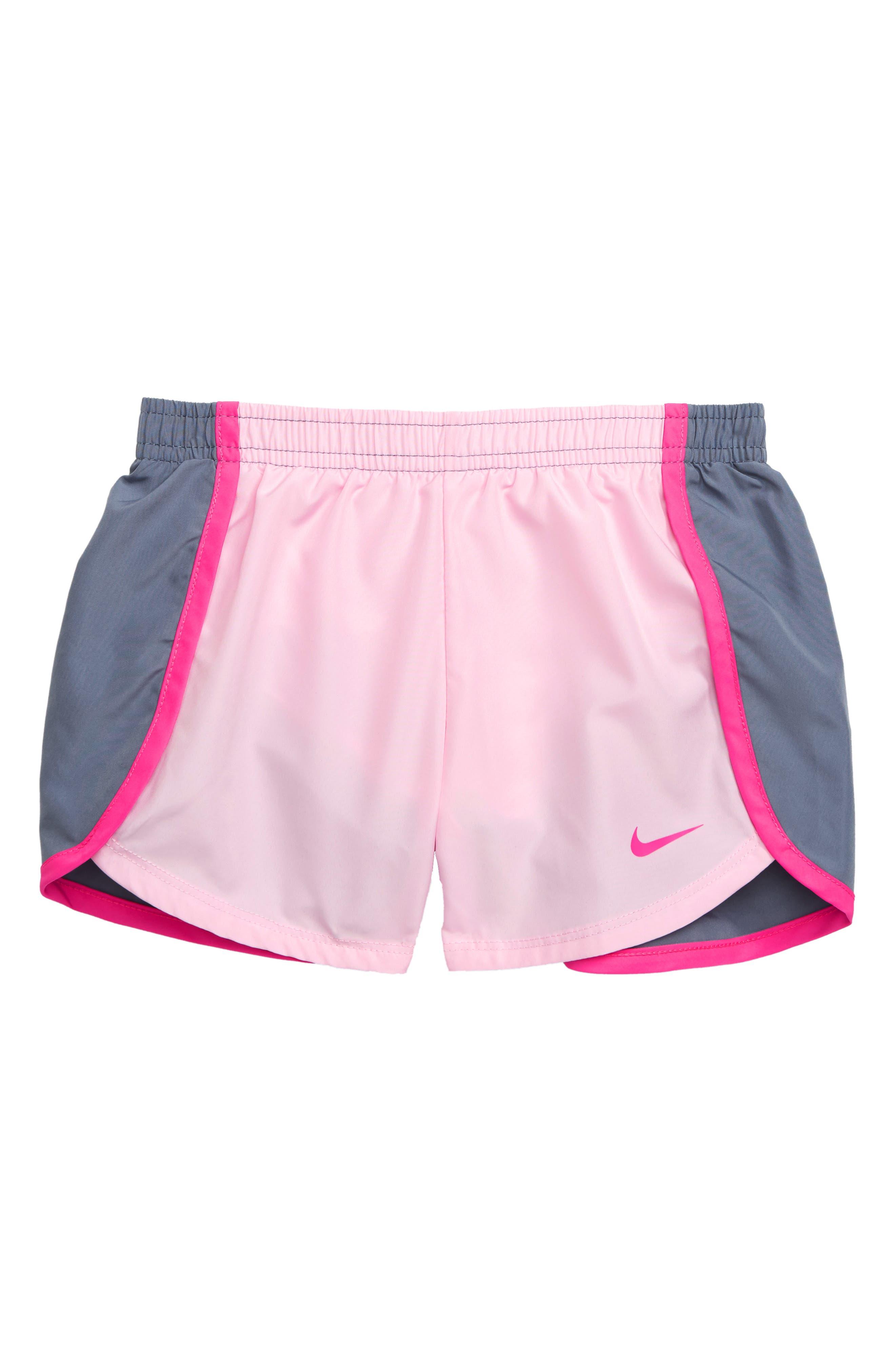 Toddler Girls Nike Dry Run Shorts Size 4T  Pink