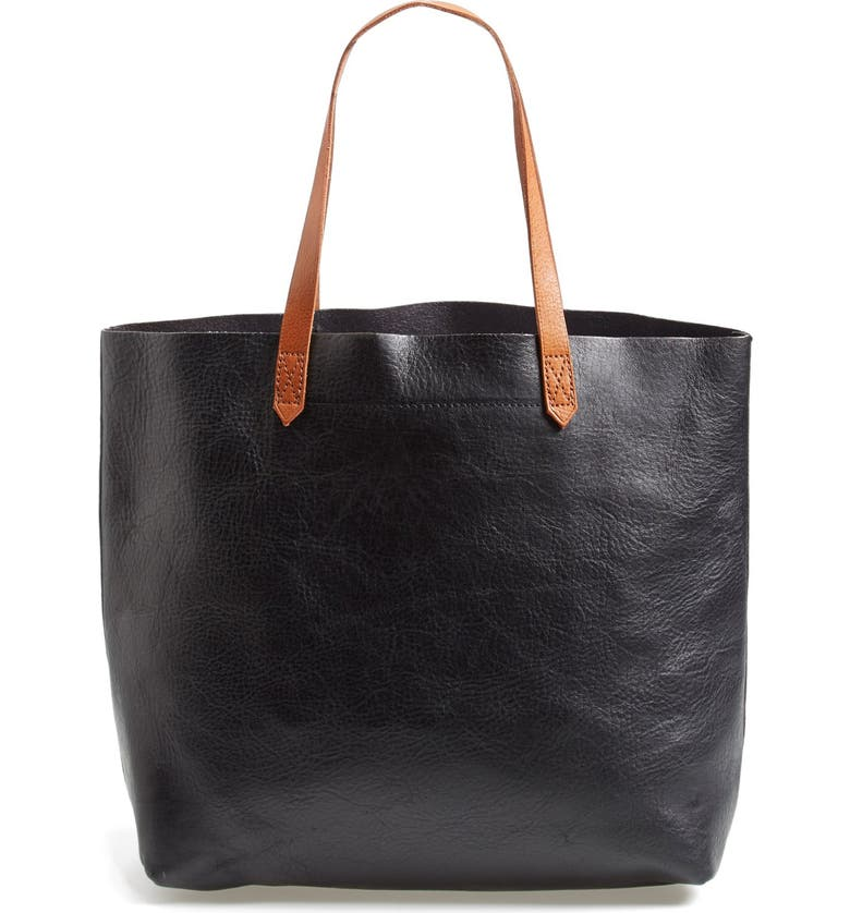 4214d325c5afd Madewell  The Transport  Leather Tote