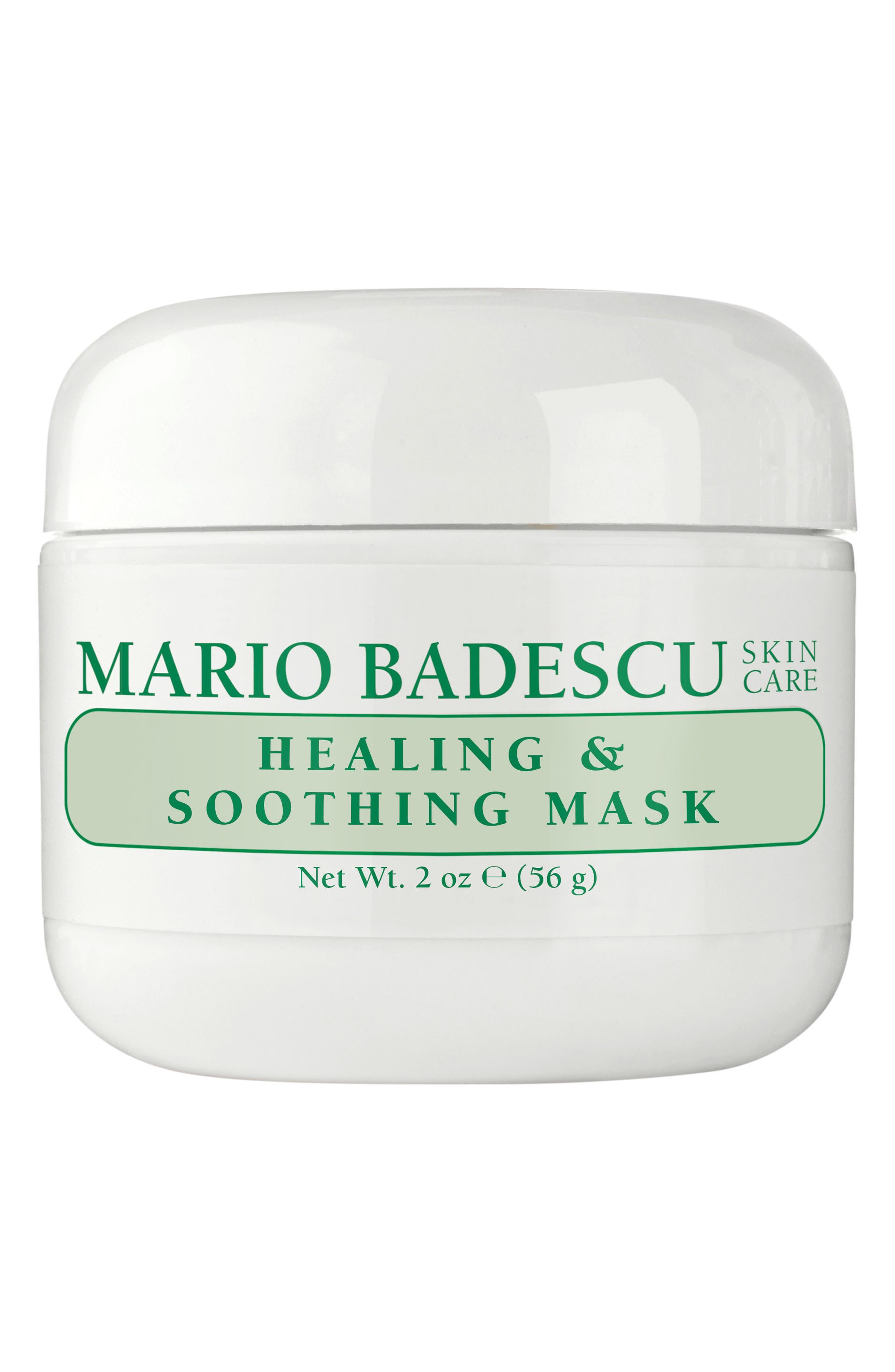 MARIO BADESCU Healing & Soothing Mask, Main, color, NO COLOR