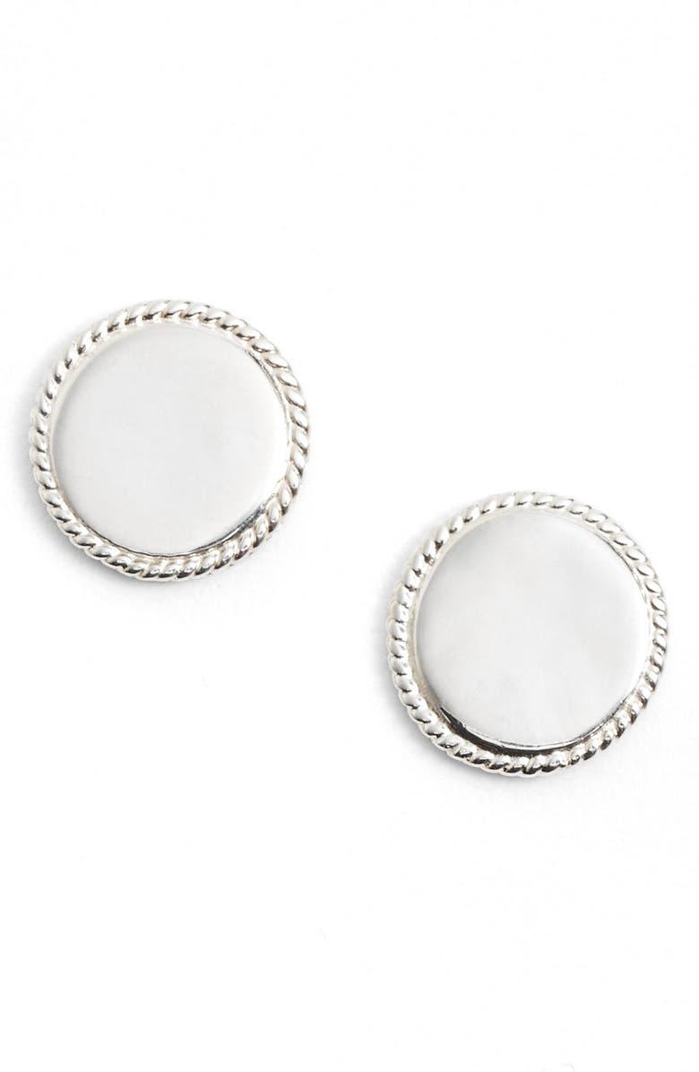 4279e8dfc ANNA BECK Circle Stud Earrings, Main, color, 040