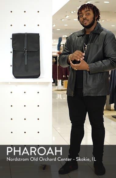 Waterproof Backpack, sales video thumbnail