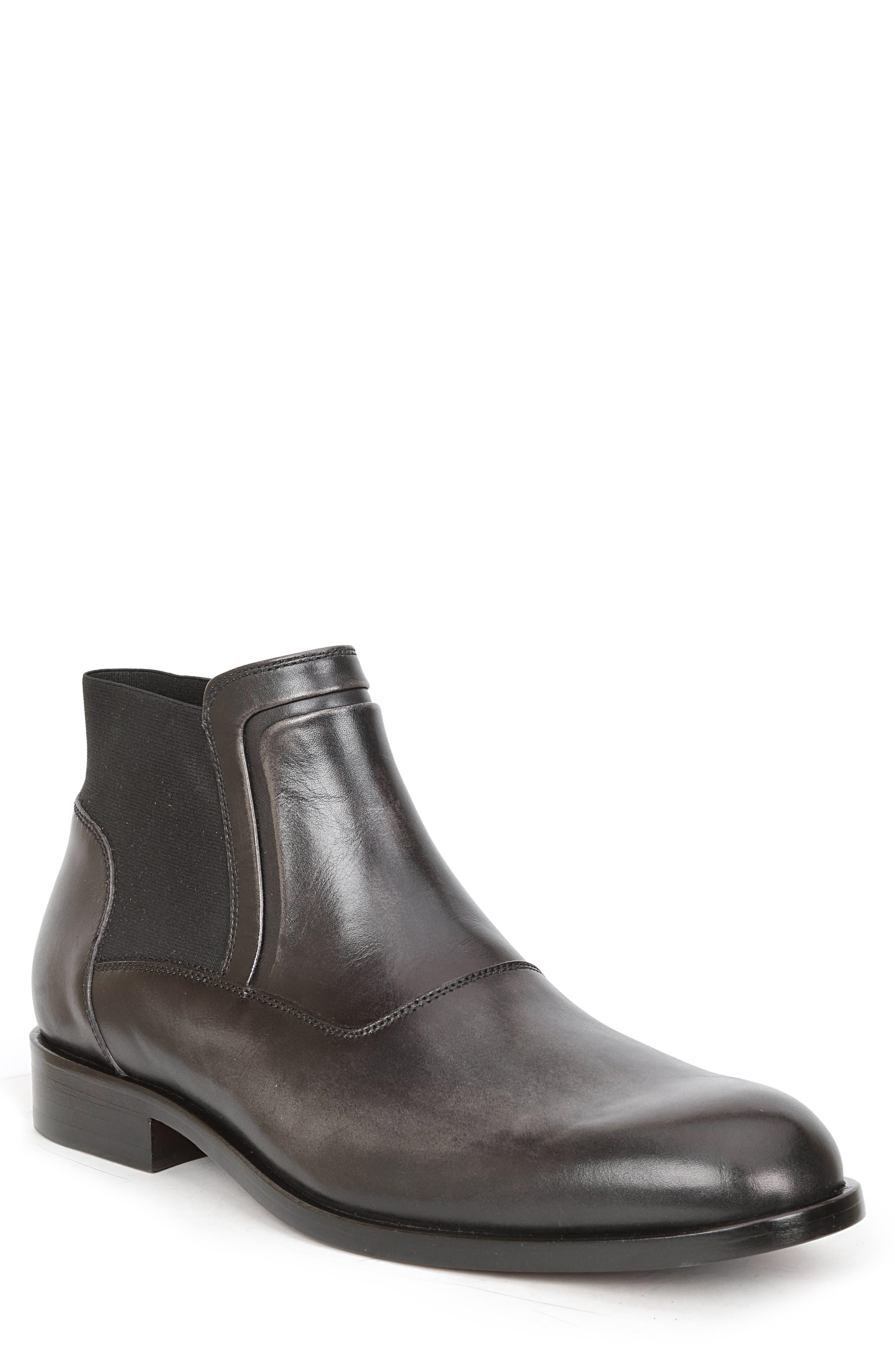 Bruno Magli Sancho Chelsea Boot- Grey