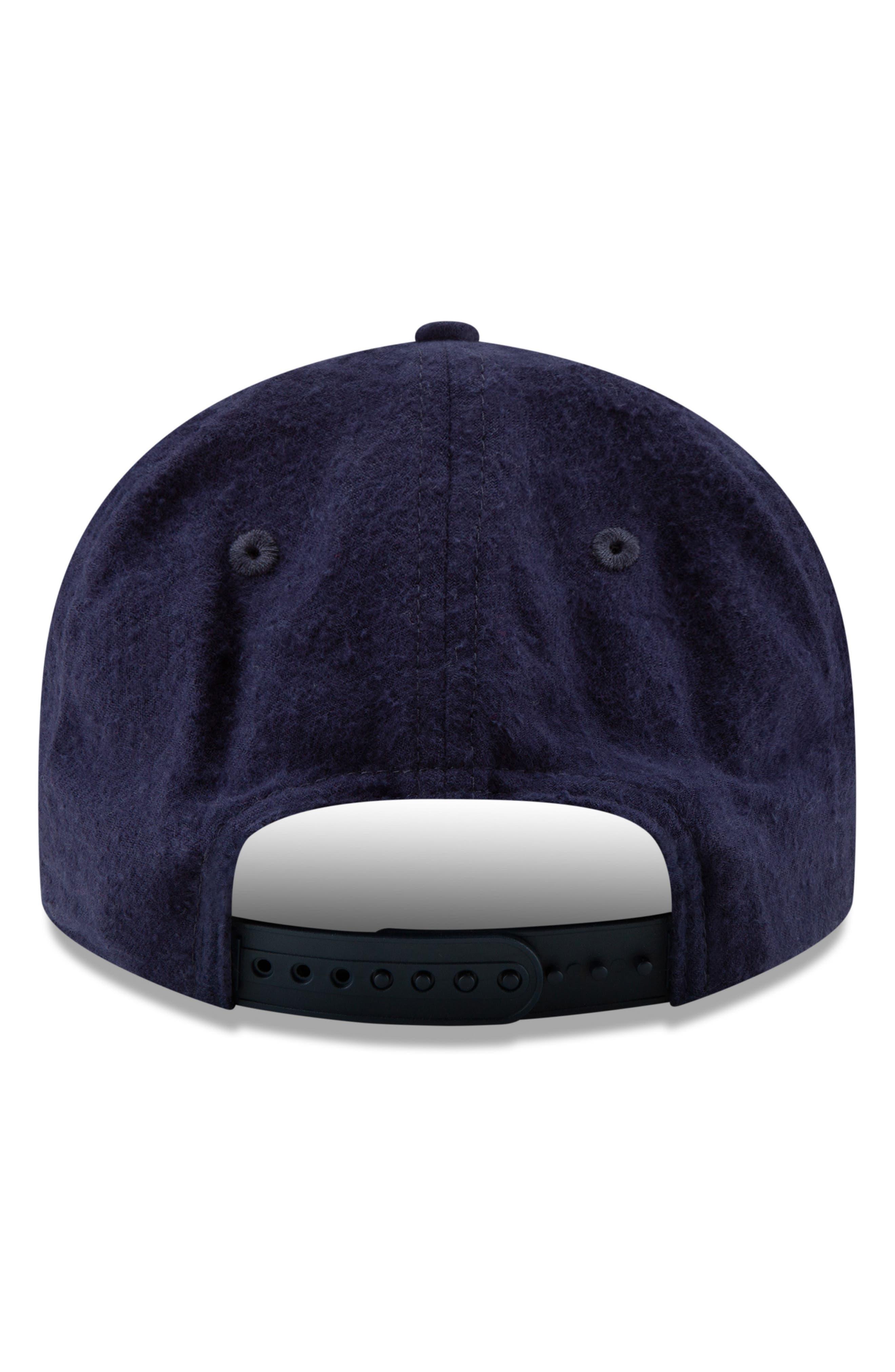 NEW ERA CAP, Vintage Slub Cap, Alternate thumbnail 3, color, YANKEES