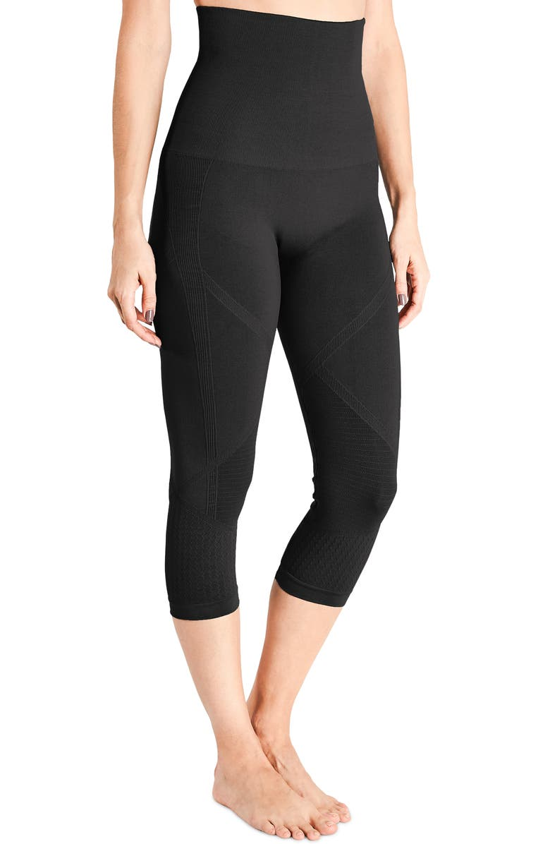 8aa78b41db10d Belly Bandit® Mother Tucker® Active Postpartum Compression Leggings ...
