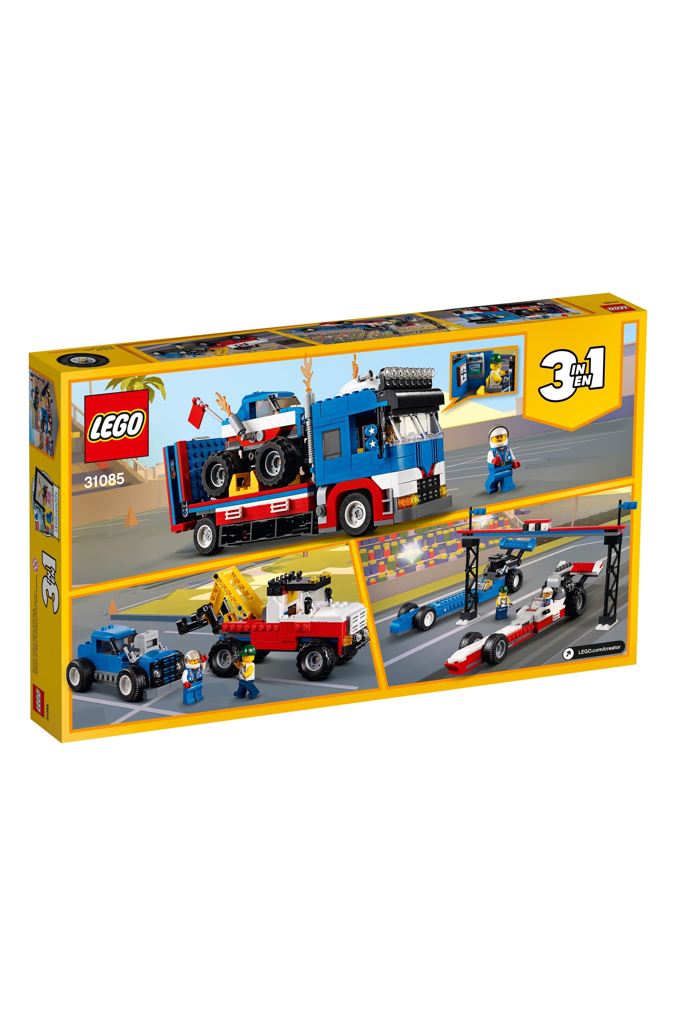 LEGO<SUP>®</SUP>, Creator Mobile Stunt Show - 31085, Alternate thumbnail 3, color, 960
