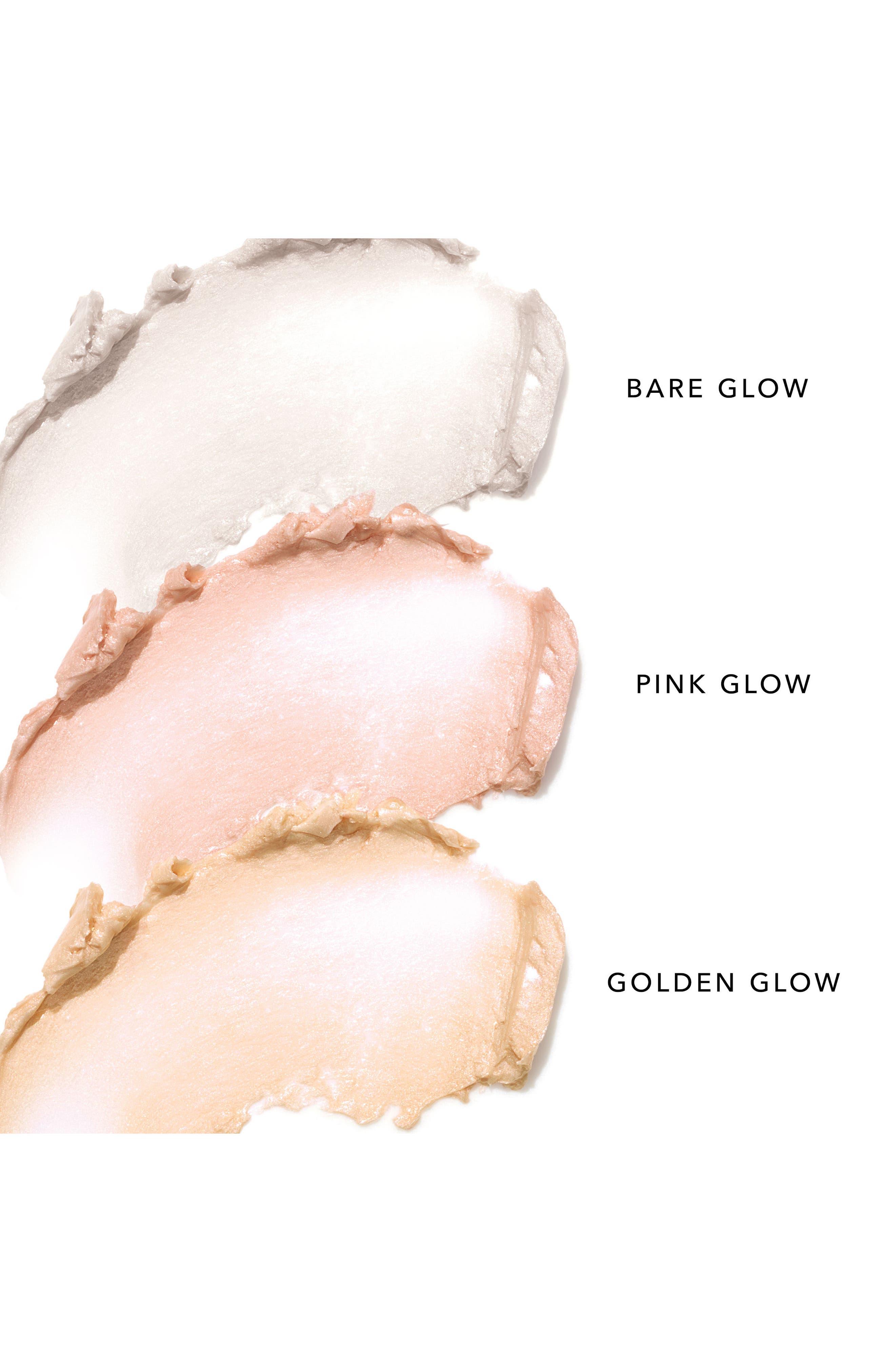 BOBBI BROWN, Extra Illuminating Moisture Balm, Alternate thumbnail 4, color, GOLDEN GLOW