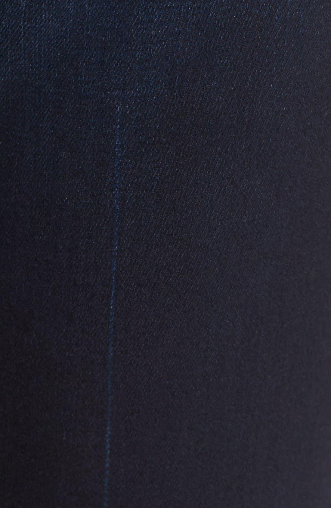 HUDSON JEANS, 'Love' Bootcut Jeans, Alternate thumbnail 5, color, REDUX