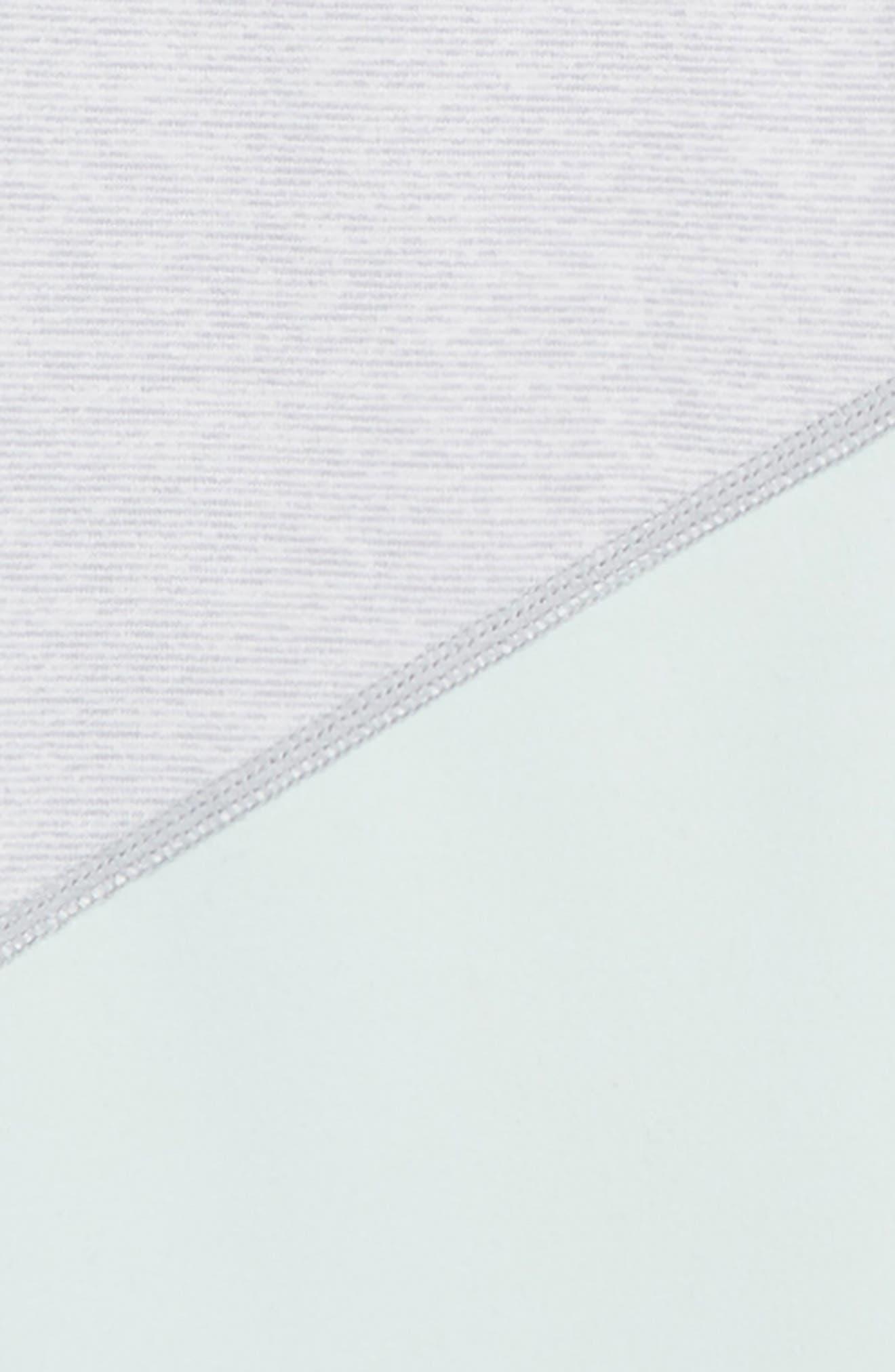 ZELLA GIRL, Stripe Leggings, Alternate thumbnail 2, color, BLUE PEARL- WHITE