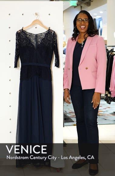 Lux Chiffon Gown, sales video thumbnail
