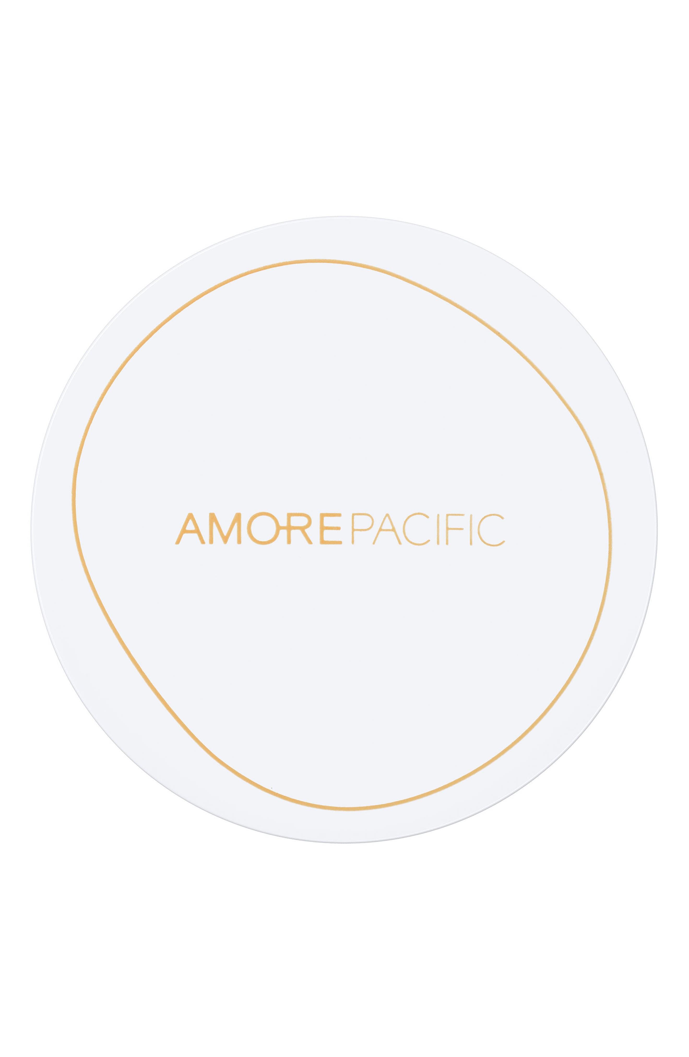 AMOREPACIFIC, 'Color Control' Cushion Compact Broad Spectrum SPF 50, Alternate thumbnail 3, color, 106 - MEDIUM PINK