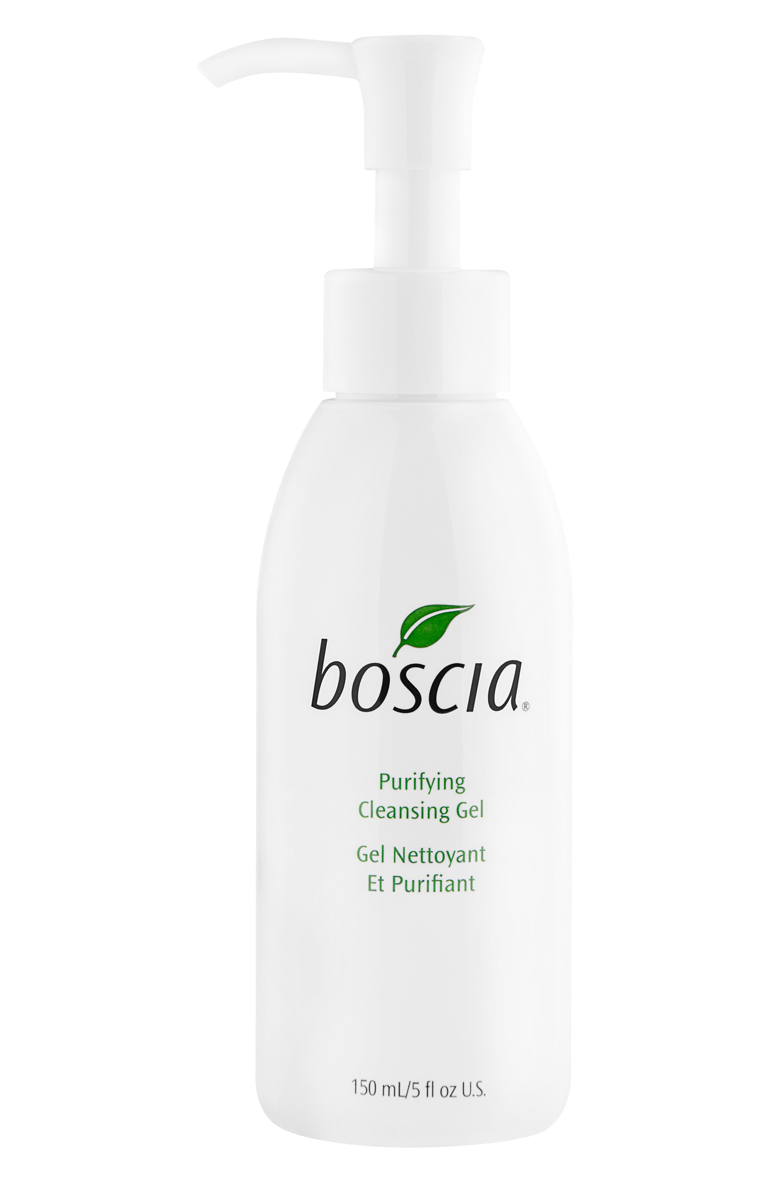 BOSCIA, Purifying Cleansing Gel, Main thumbnail 1, color, NO COLOR