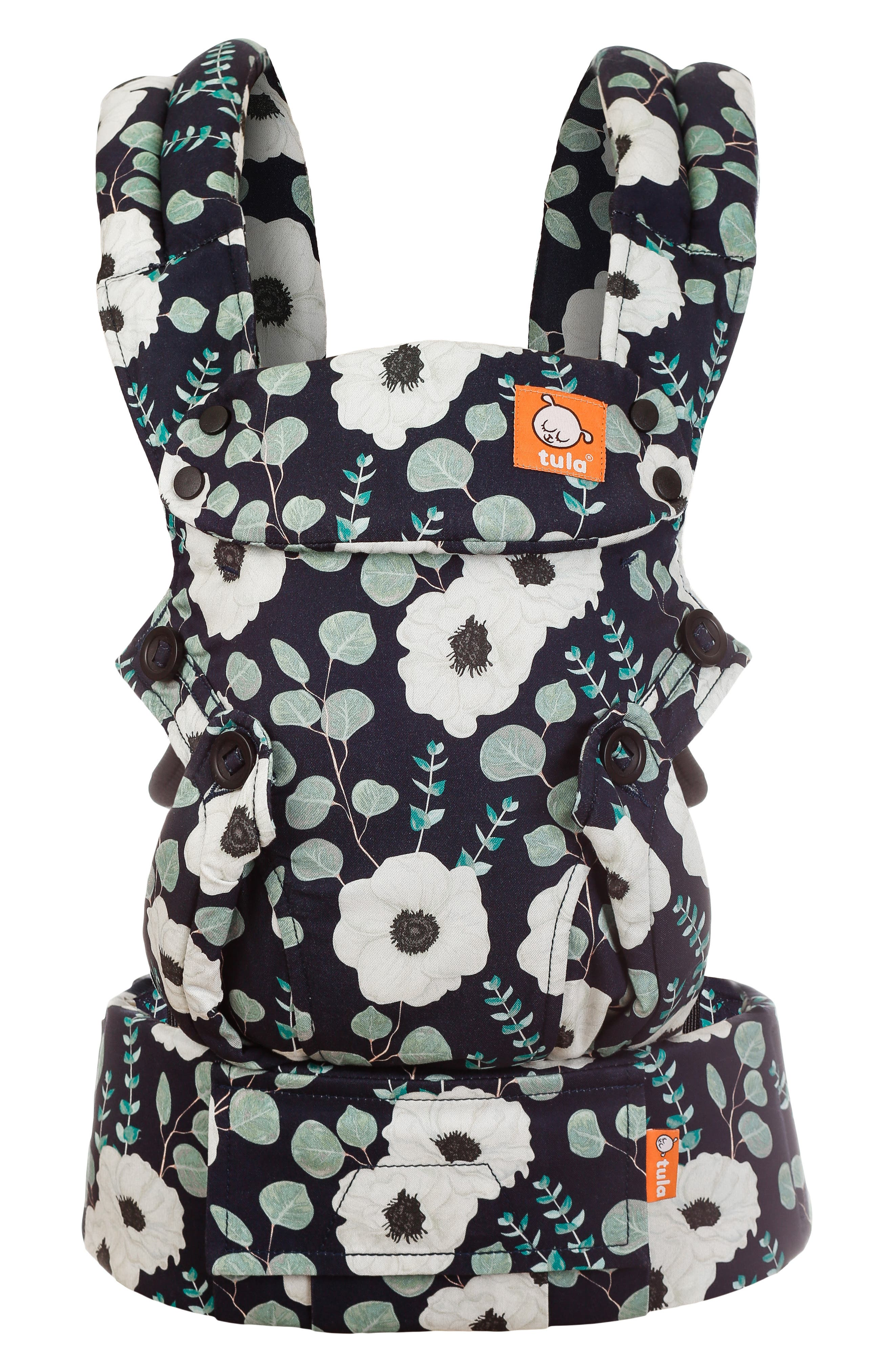 BABY TULA, Explore Front/Back Baby Carrier, Alternate thumbnail 2, color, SONNET