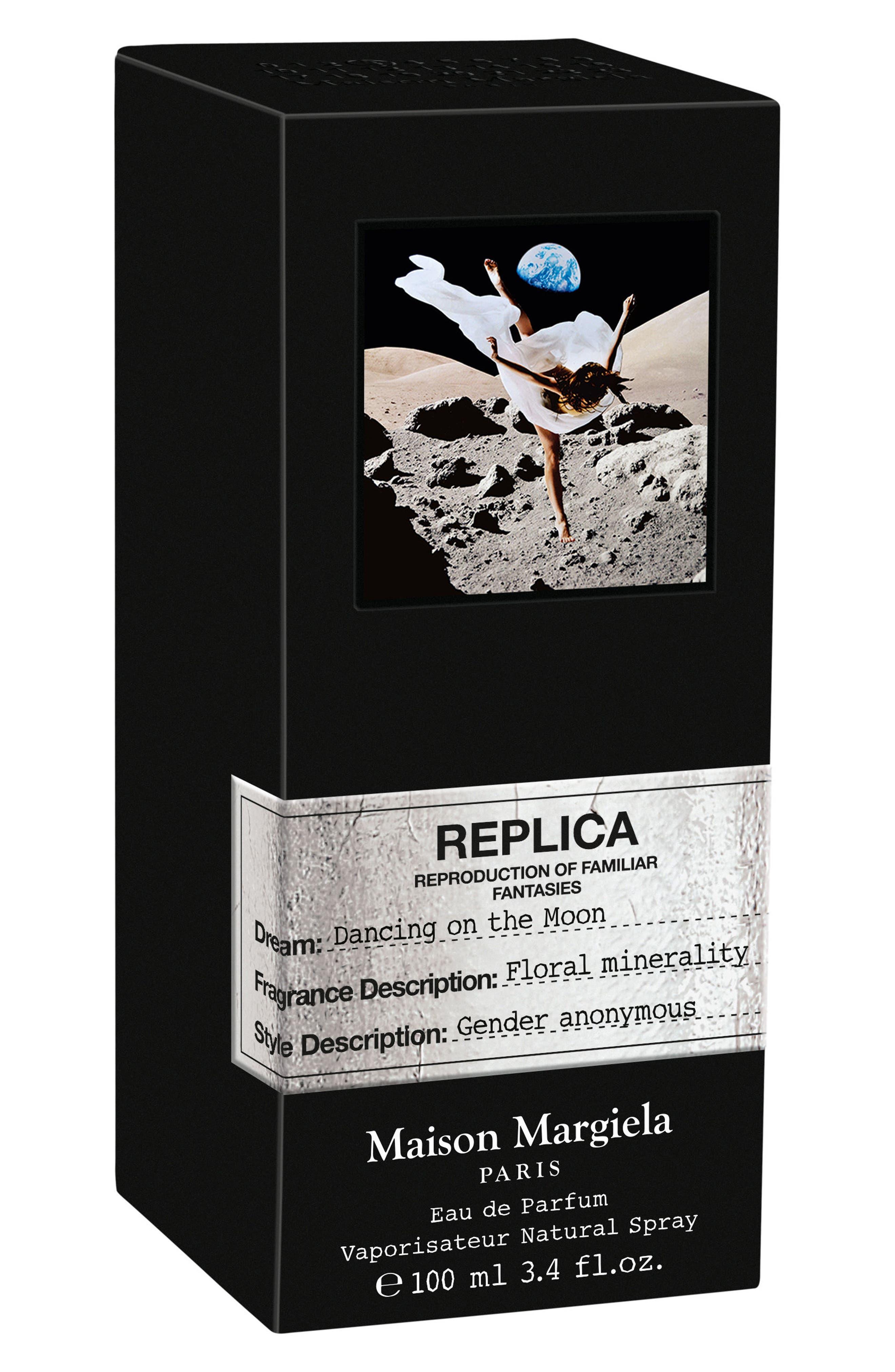 MAISON MARGIELA, Replica Dancing on the Moon Eau de Parfum, Alternate thumbnail 2, color, NO COLOR